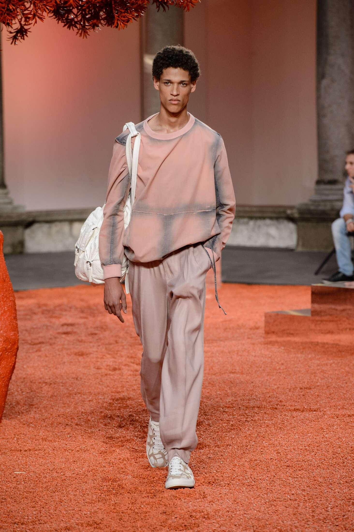 Ermenegildo Zegna Couture Fashion Show
