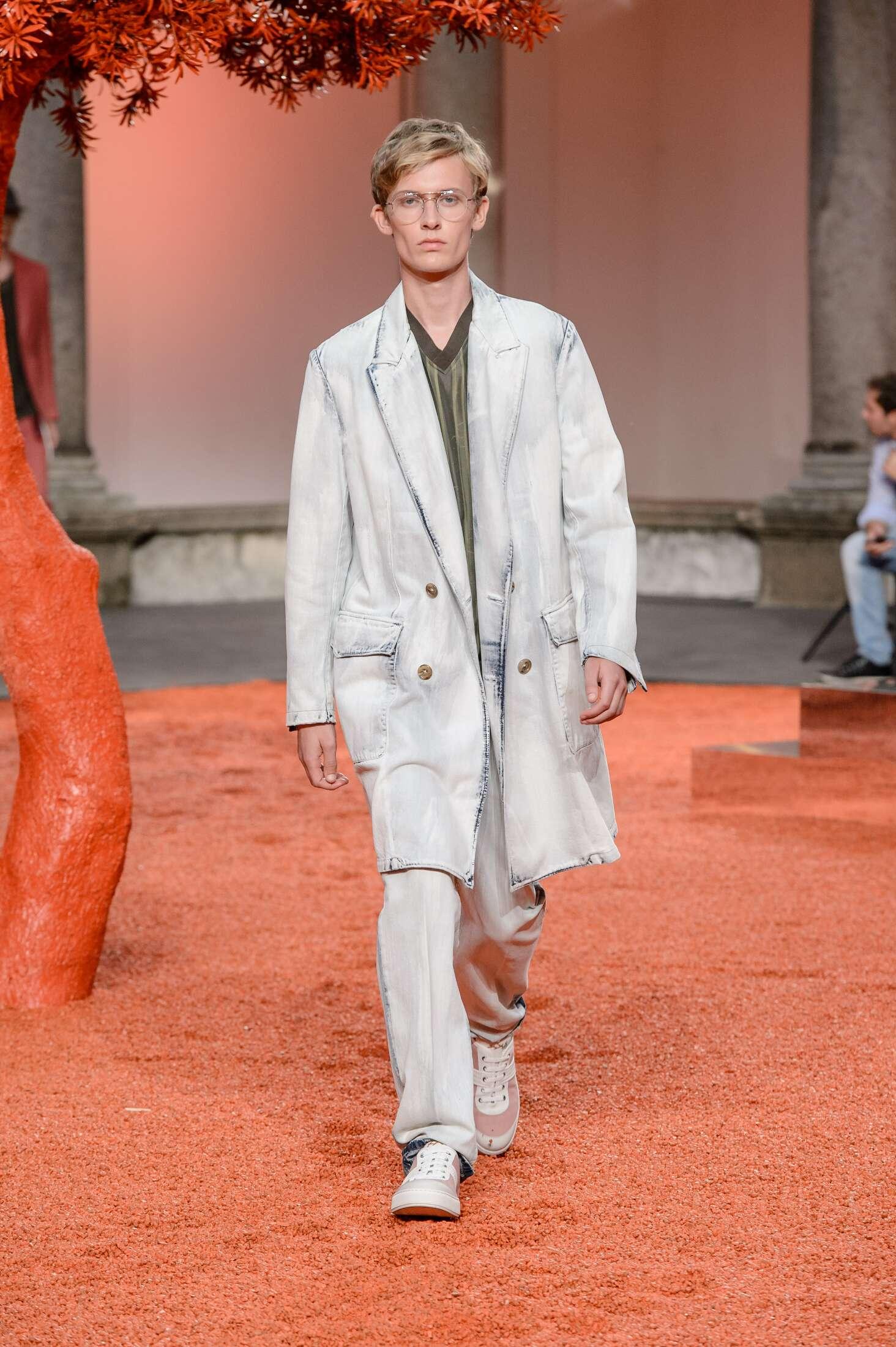 Ermenegildo Zegna Couture Spring 2018 Catwalk