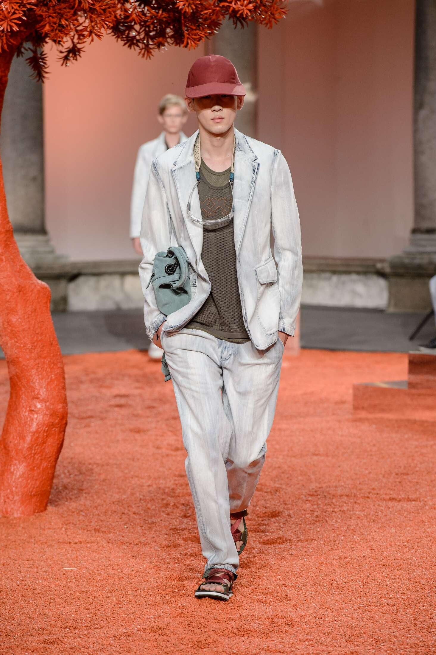Ermenegildo Zegna Couture Spring Summer 2018
