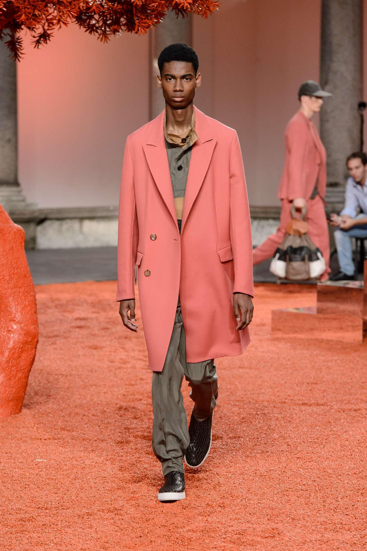 Ermenegildo Zegna Couture Summer 2018 Catwalk