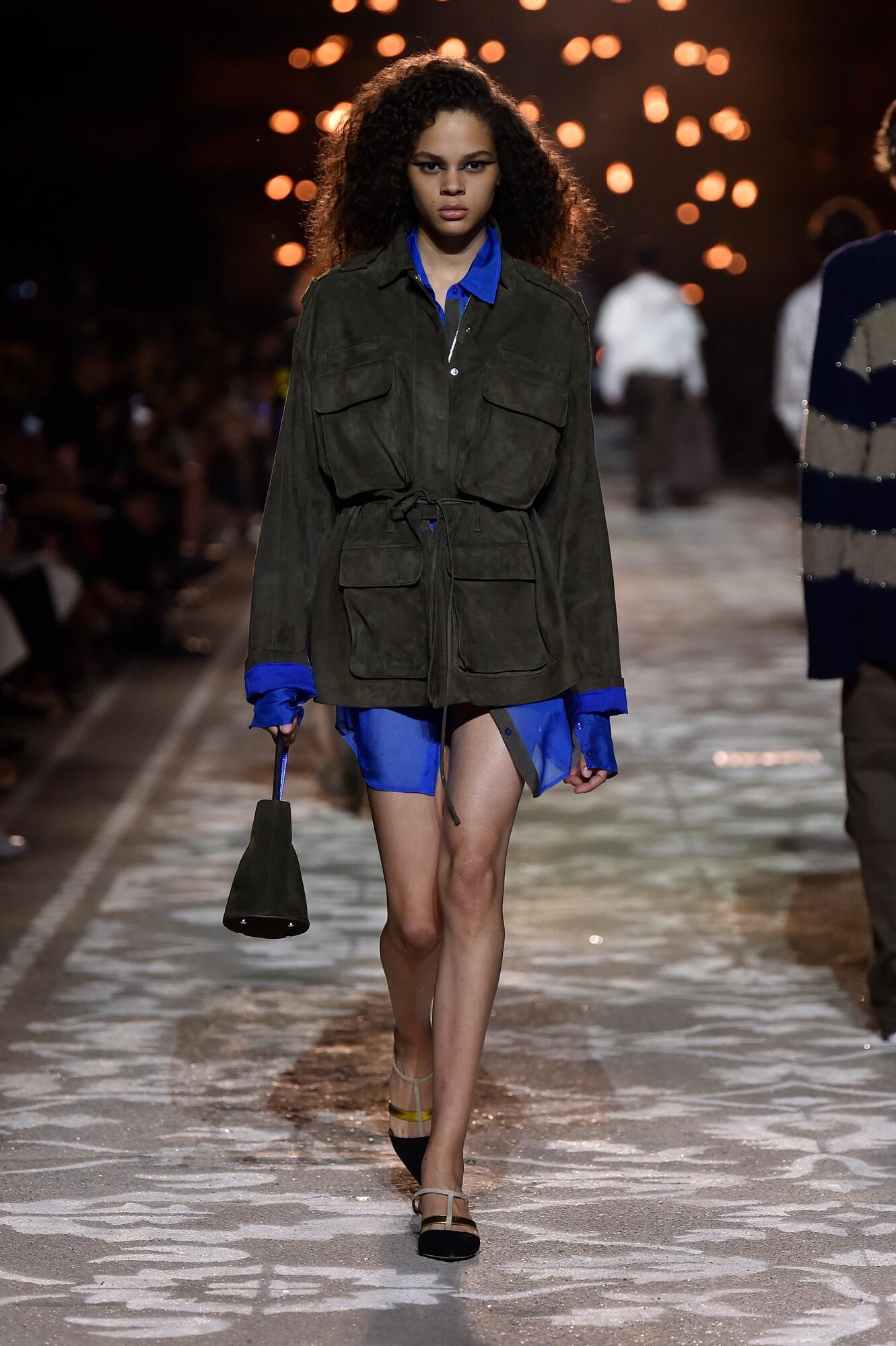 Fashion 2018 Catwalk Hugo