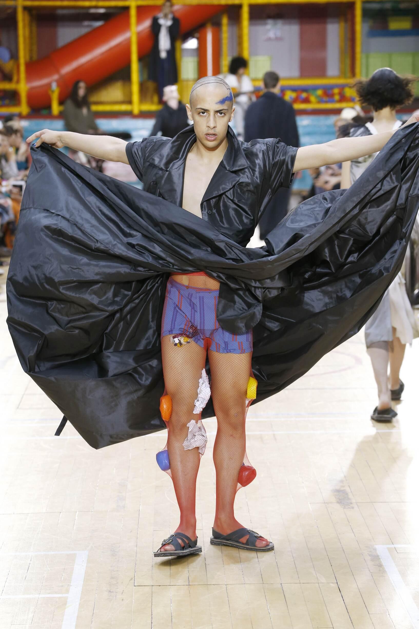 Fashion 2018 Catwalk Vivienne Westwood