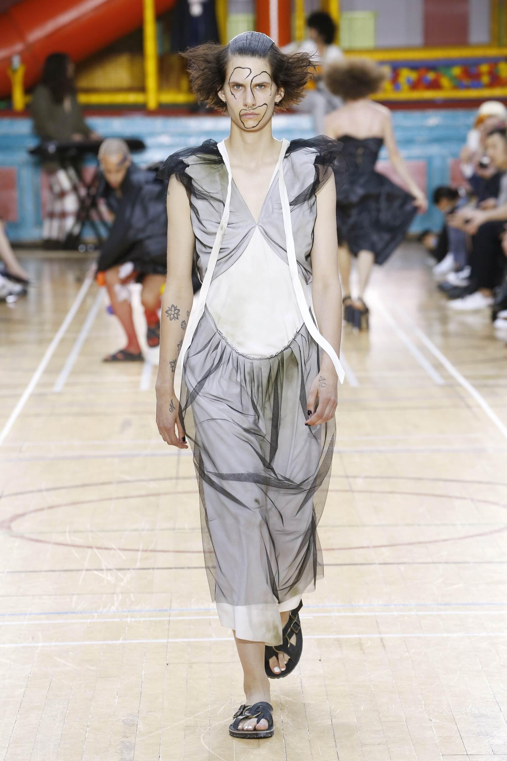 Fashion 2018 Man Style Vivienne Westwood