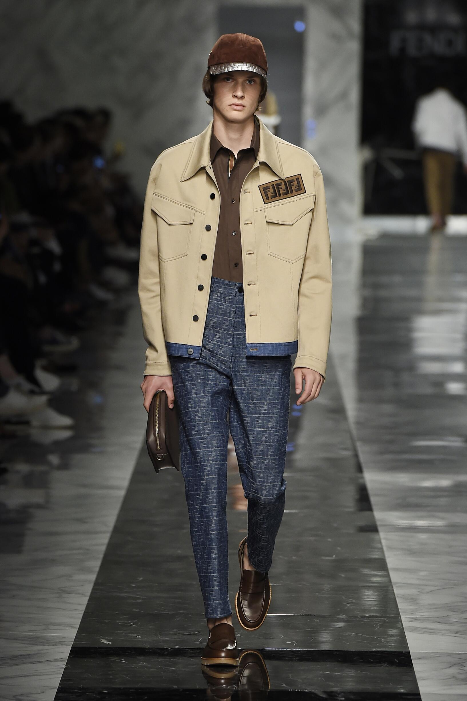 Milan Fashion Week  Mens