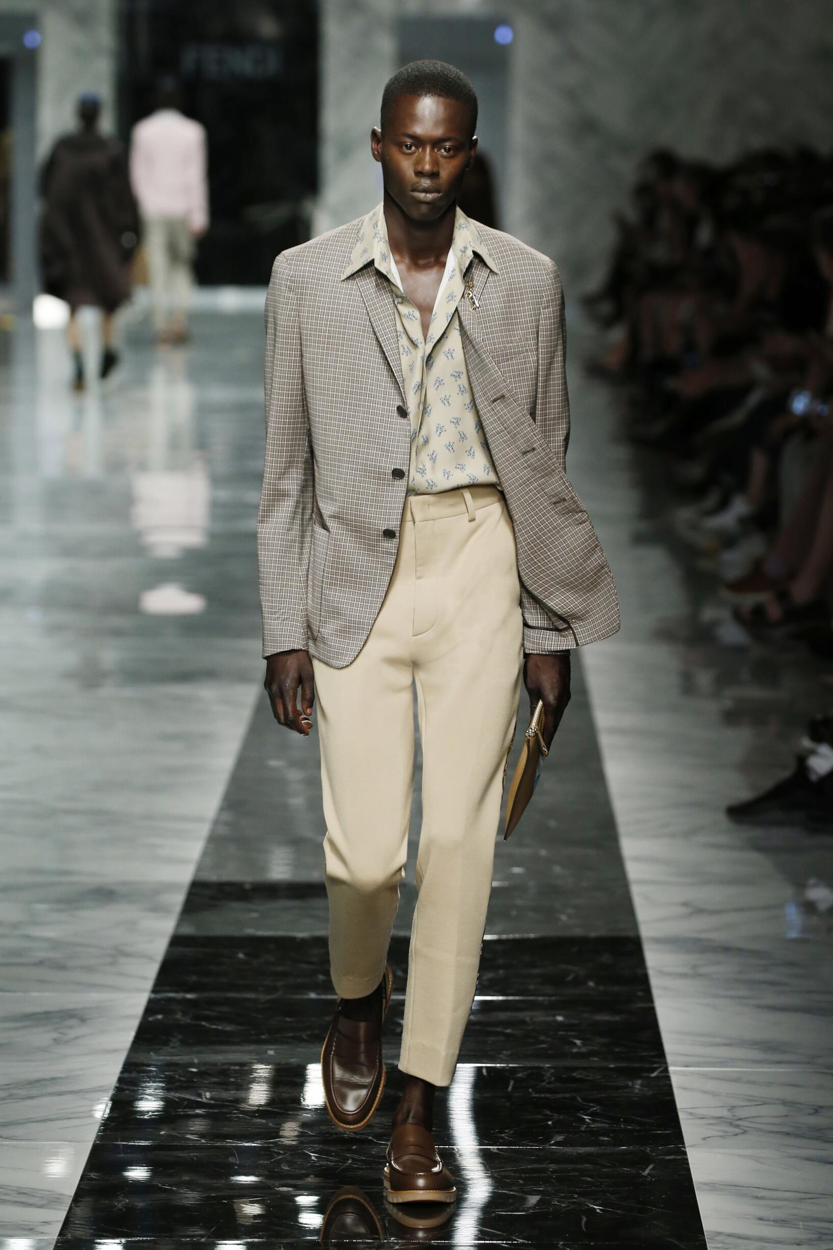 Fendi Menswear