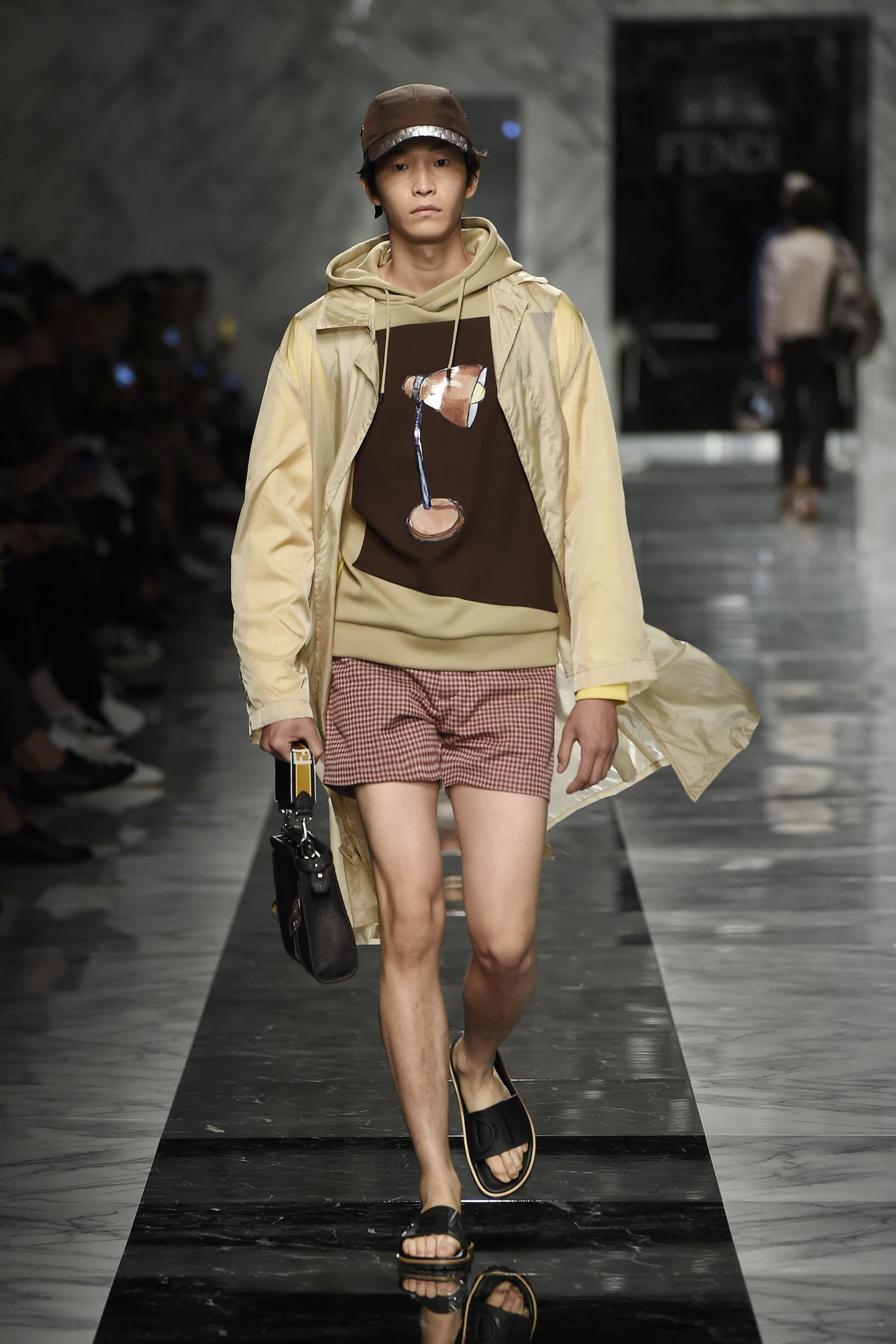 Fendi Milan Fashion Week