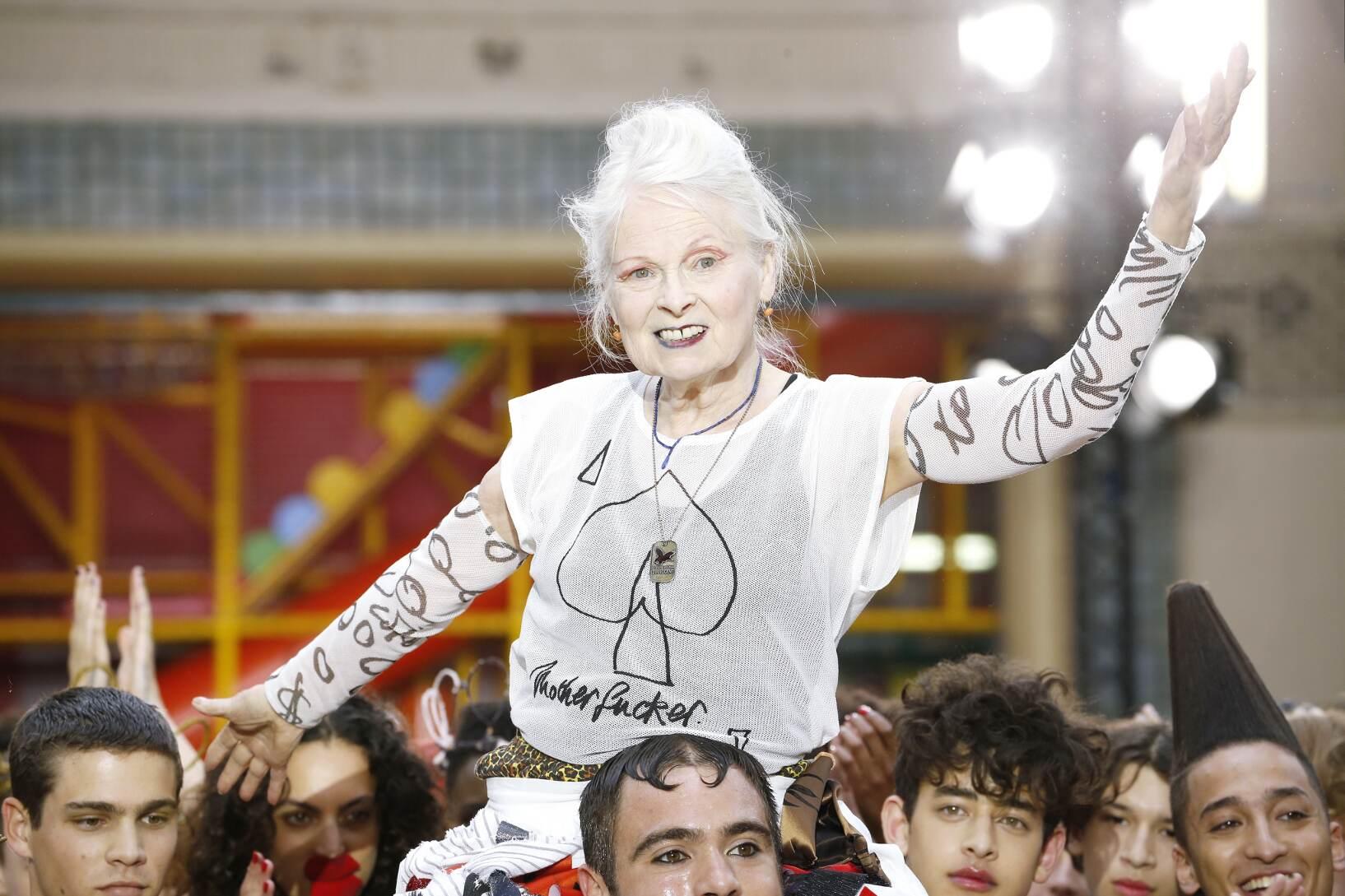 Finale Vivienne Westwood