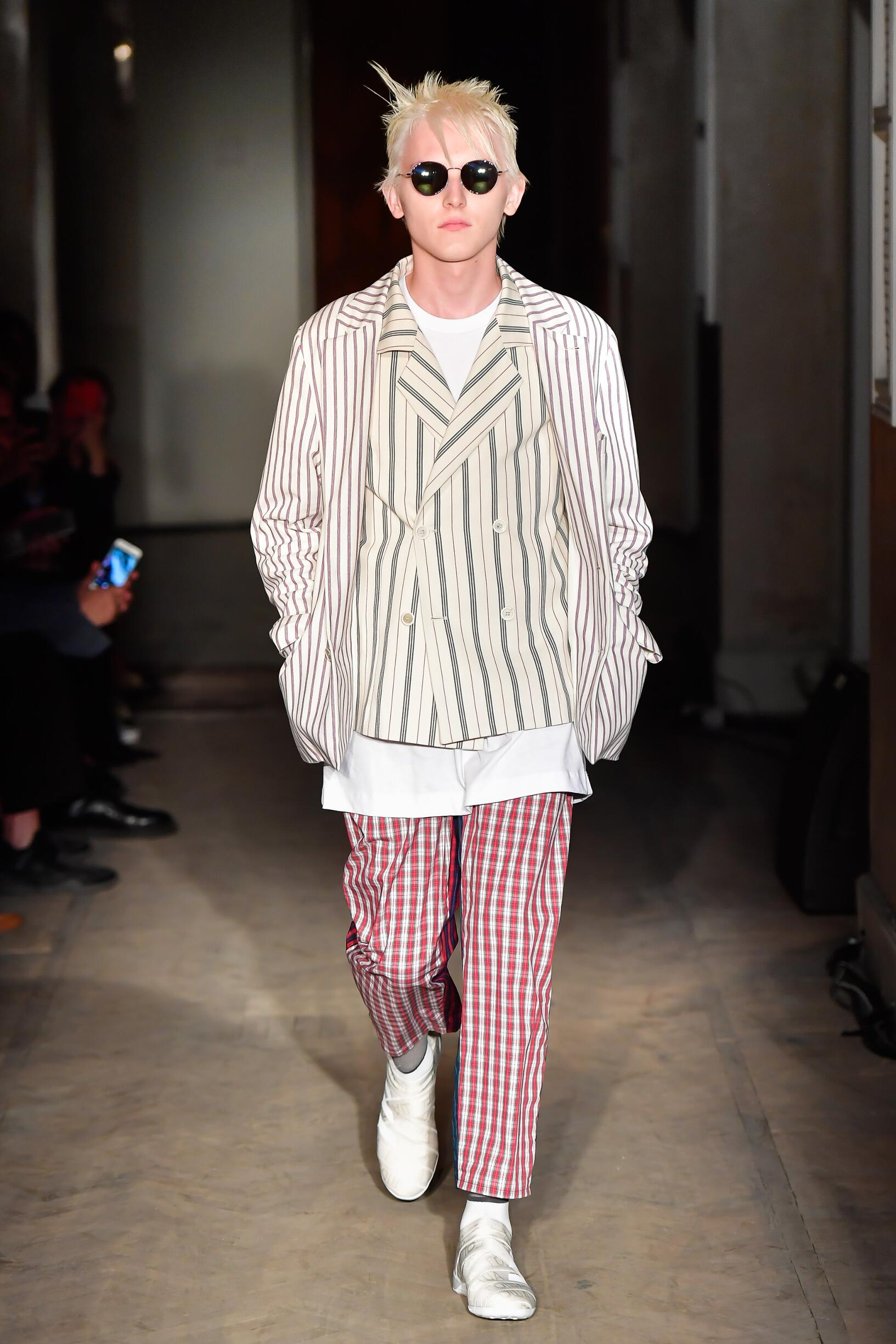 Gosha Rubchinskiy 2018 Menswear Trends