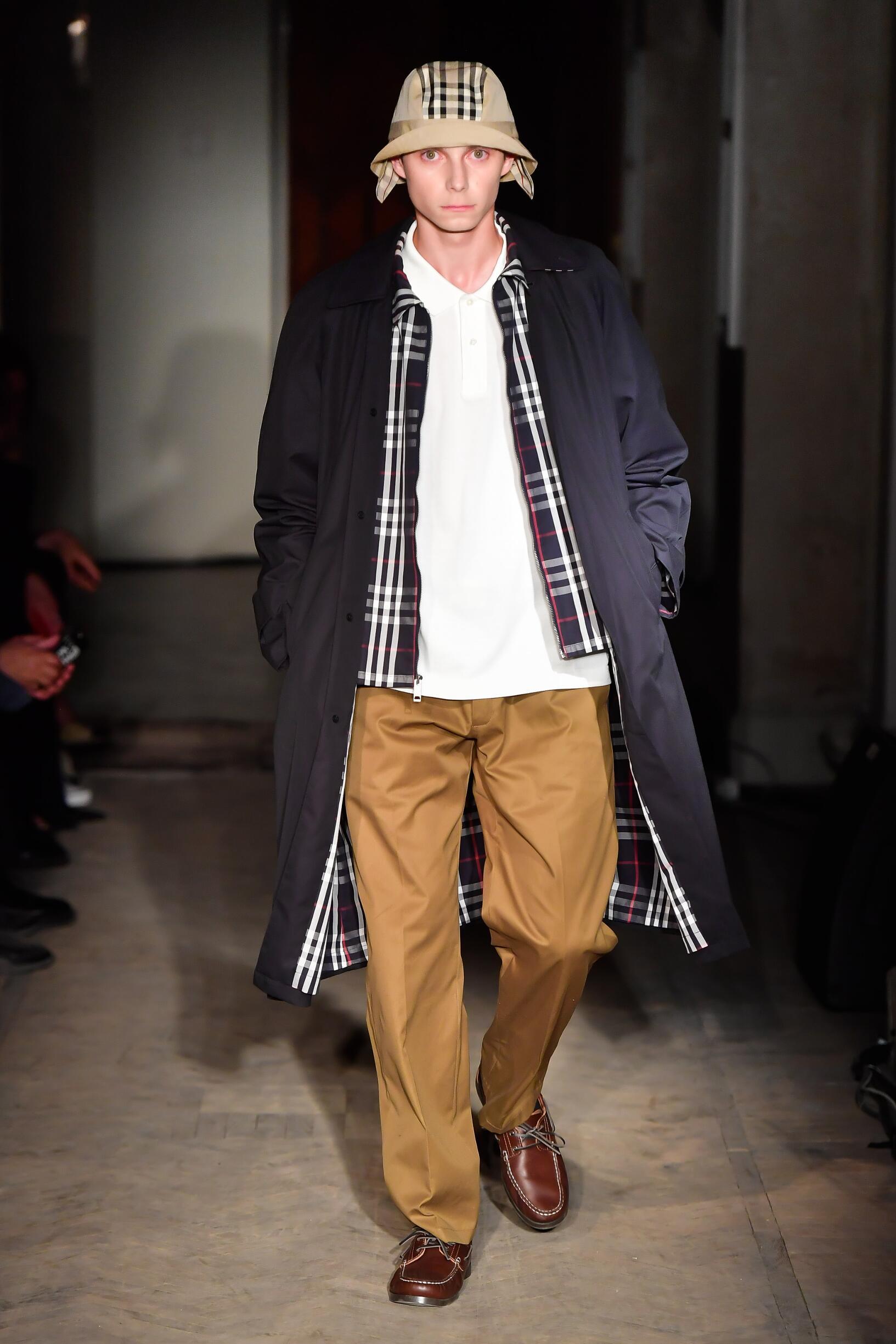 Gosha Rubchinskiy 2018 Menswear