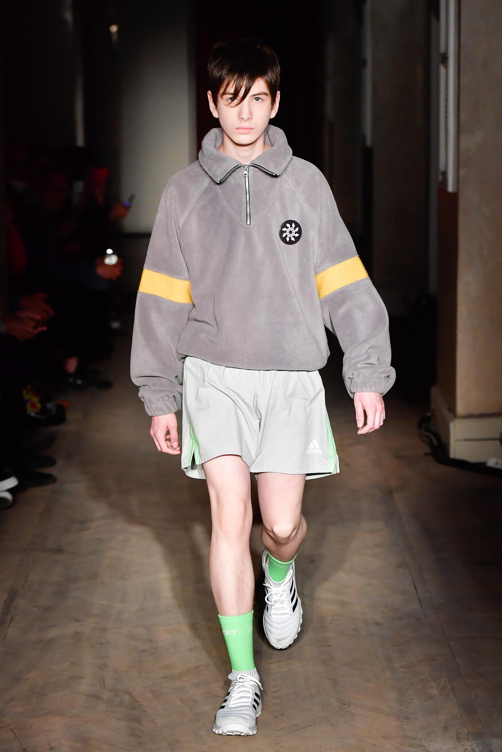 Gosha Rubchinskiy Men's Collection 2018
