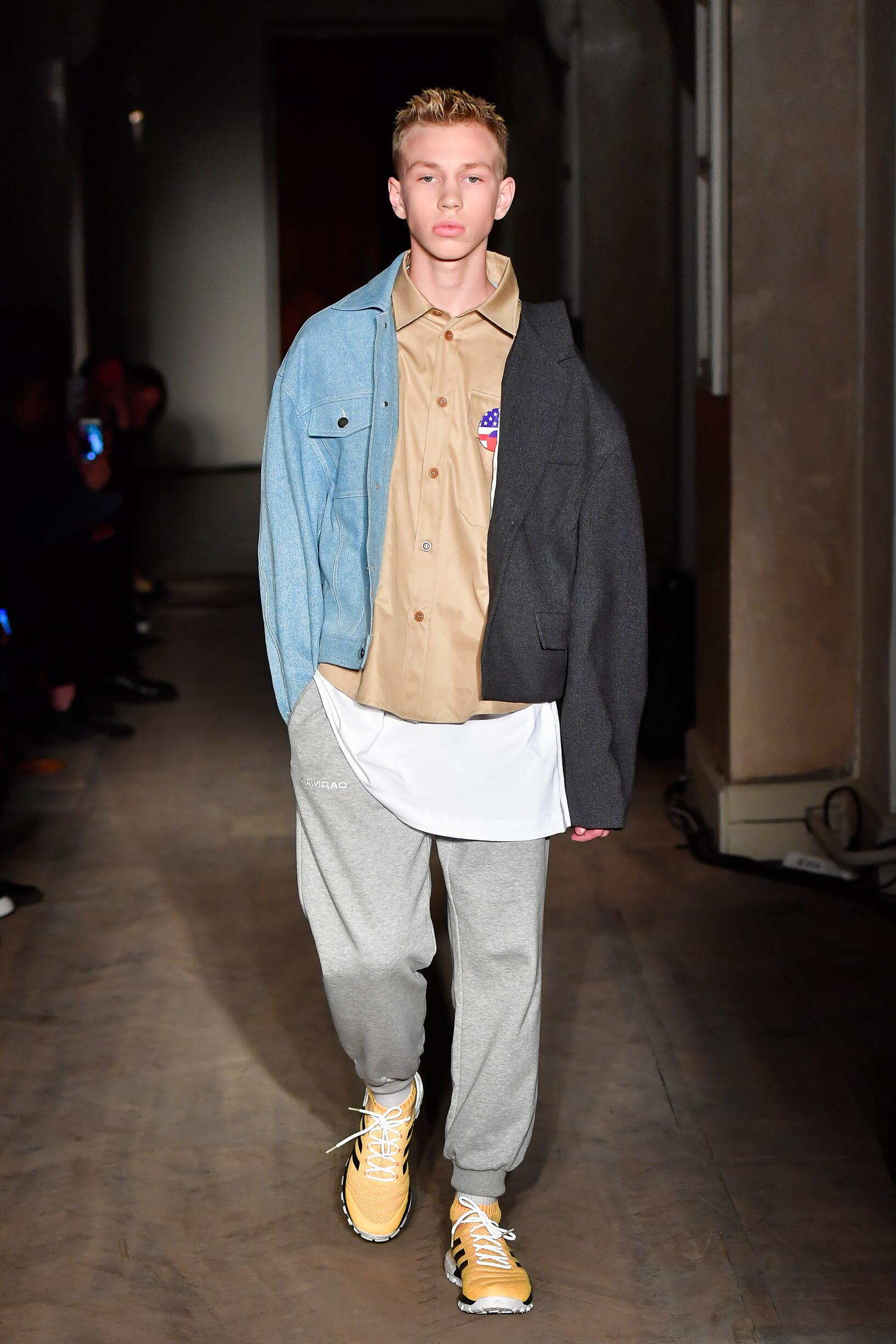 Gosha Rubchinskiy Spring Summer 2018 Mens Collection