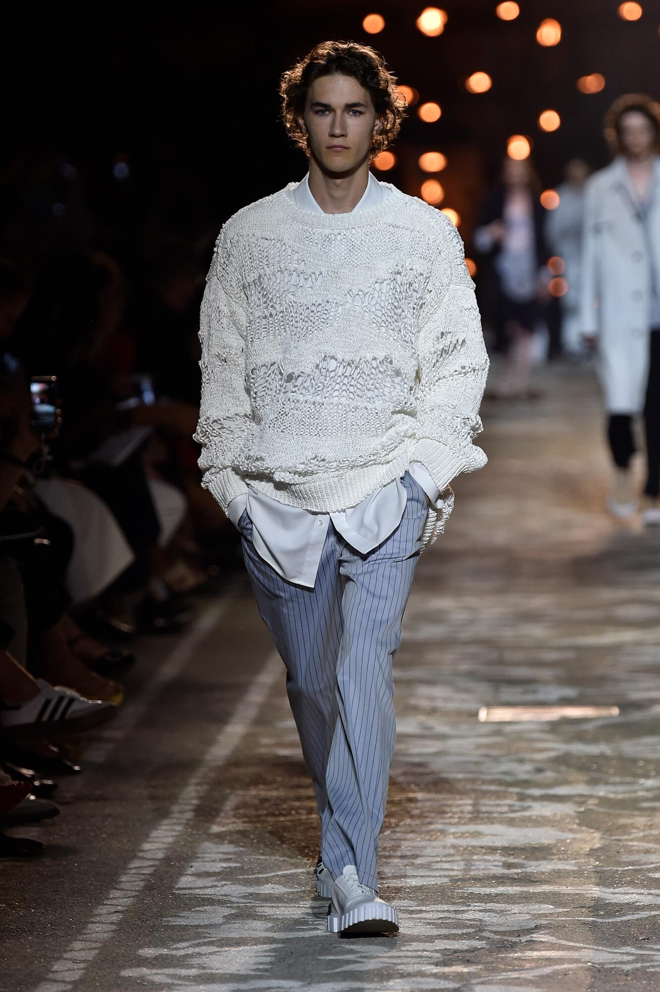 Hugo 2018 Menswear Trends