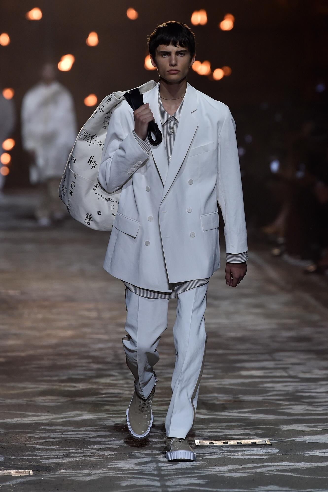 Hugo Fashion Show SS 2018 Mens Collection