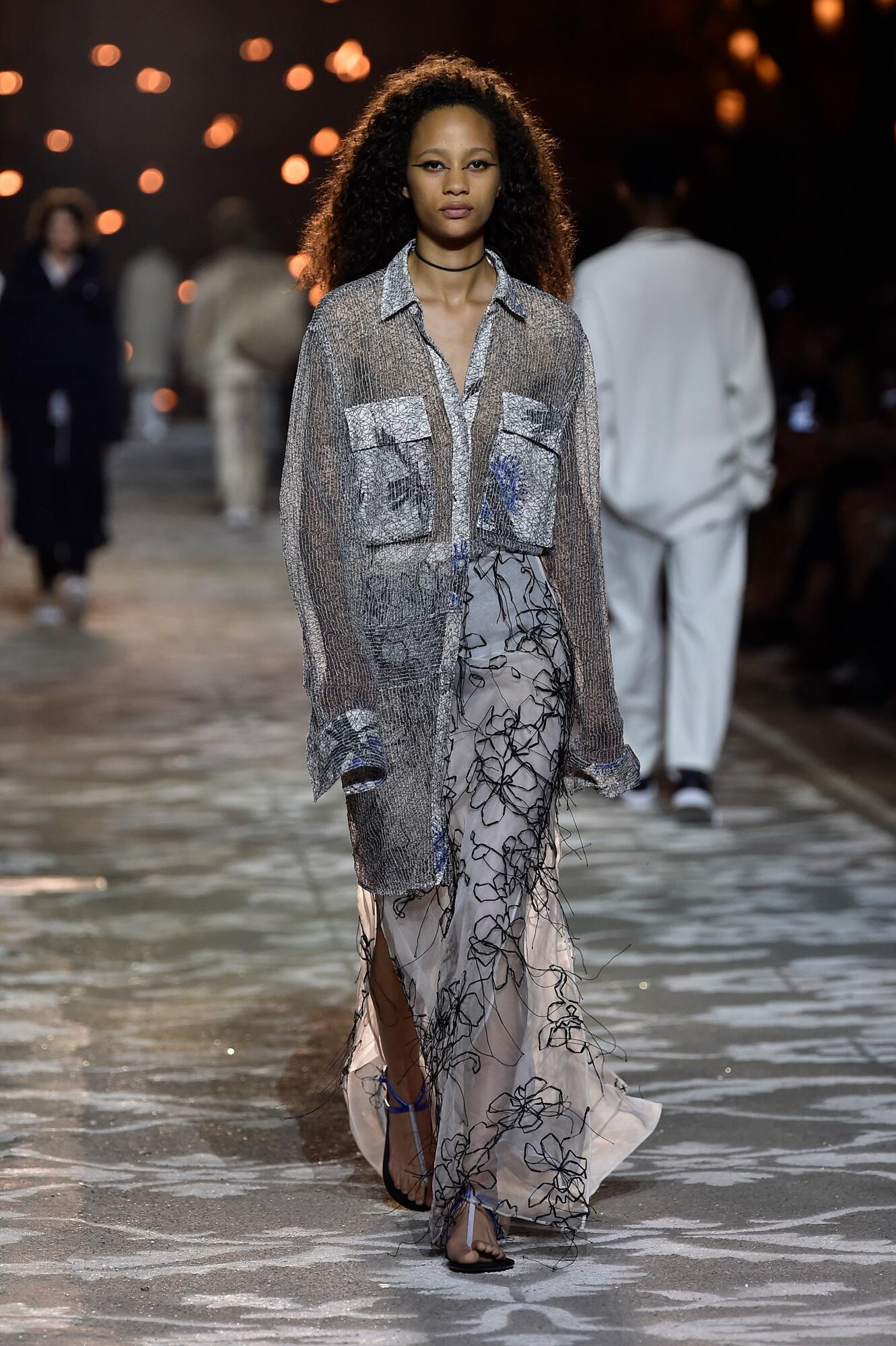 Hugo Florence Pitti Immagine Womenswear