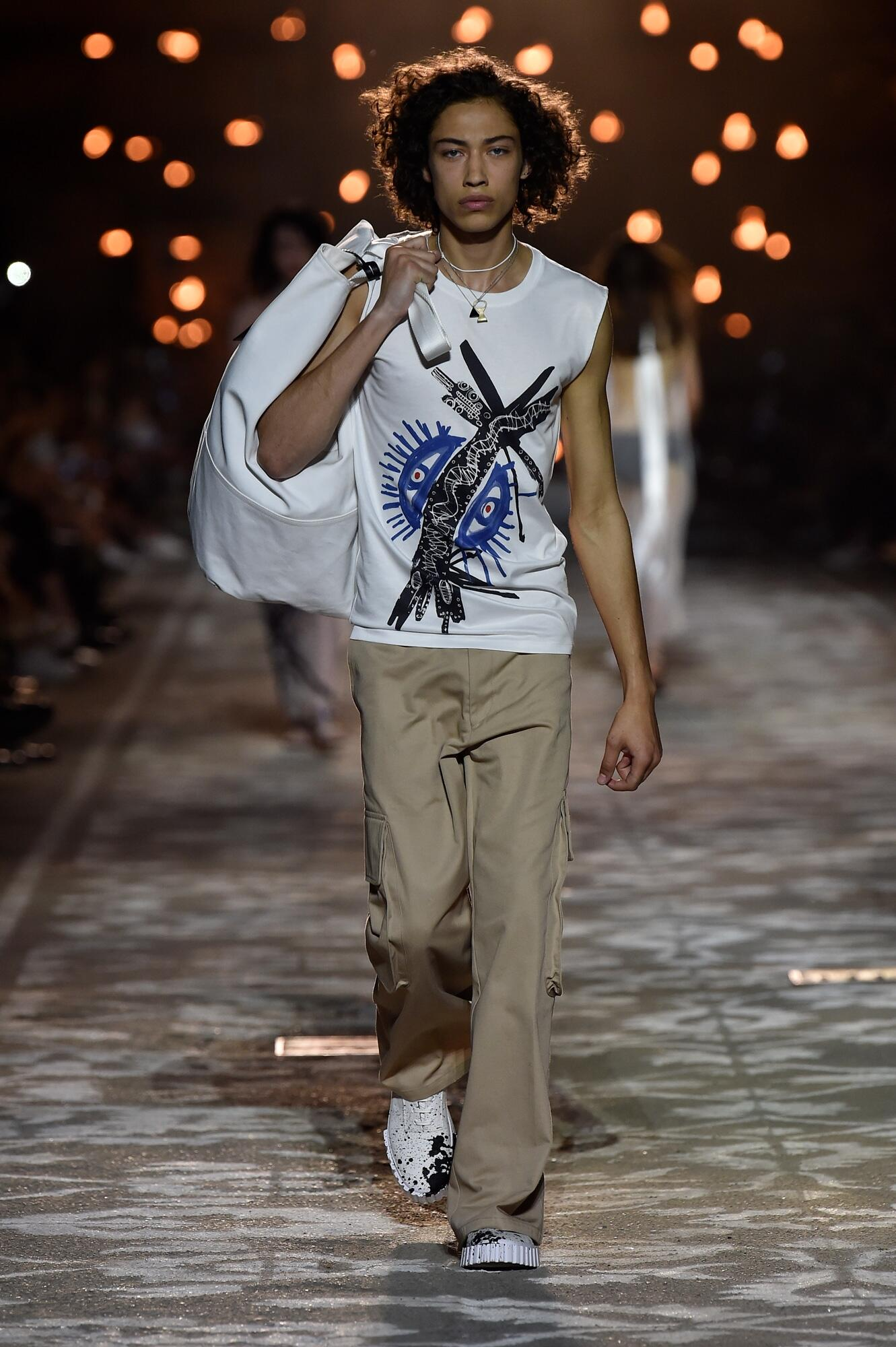 Hugo Man Catwalk