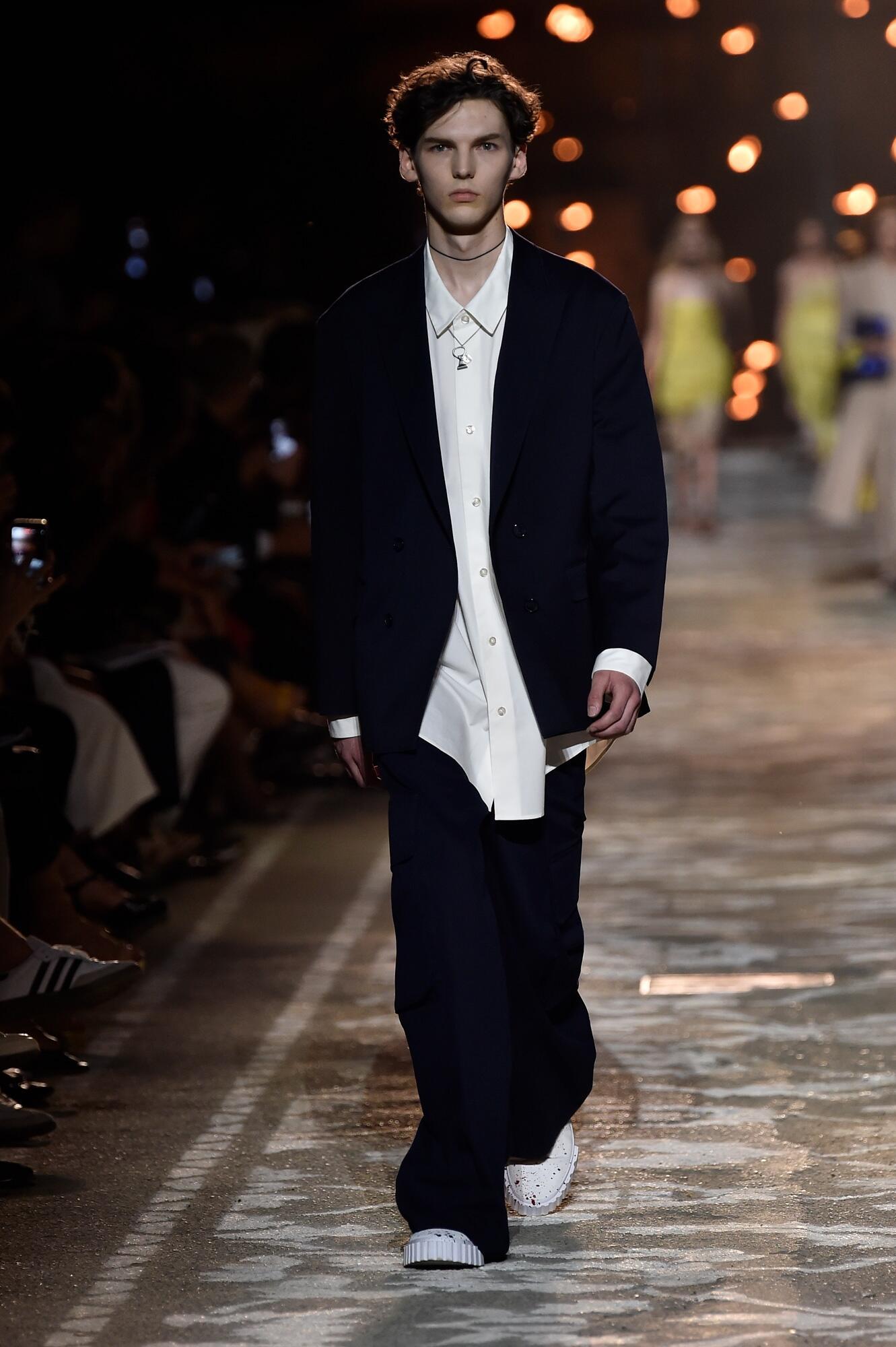 Hugo Man Fashion Style