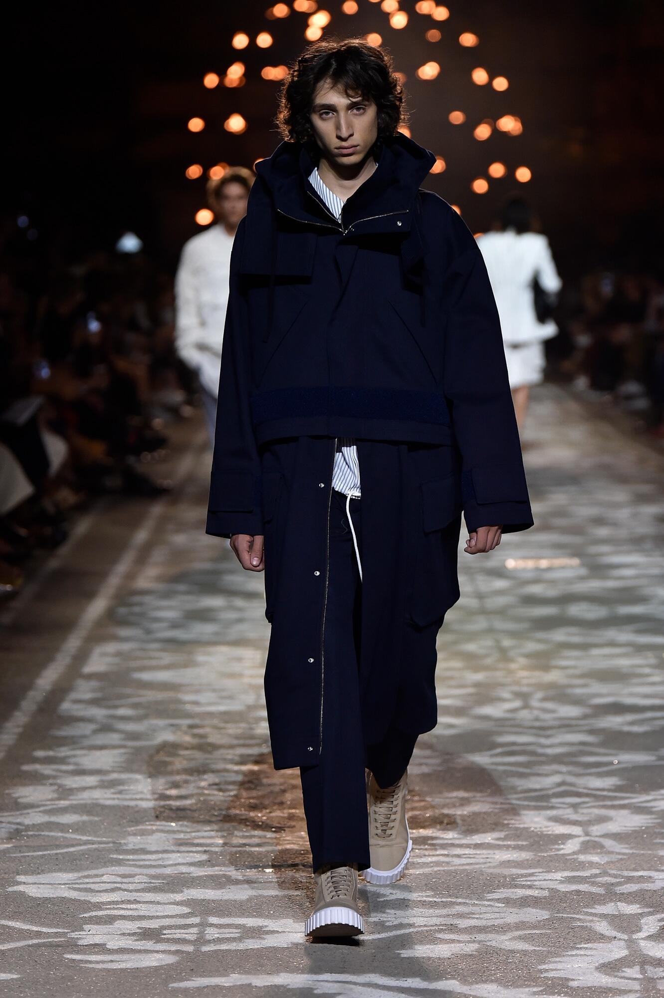 Hugo Mens Fashion Show