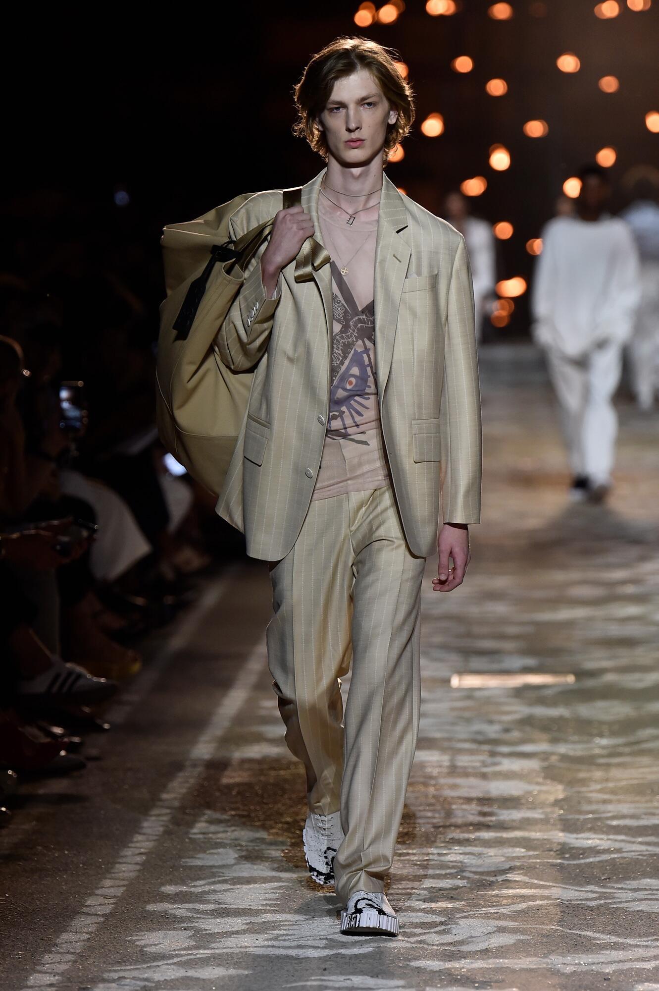 Hugo SS 2018 Menswear