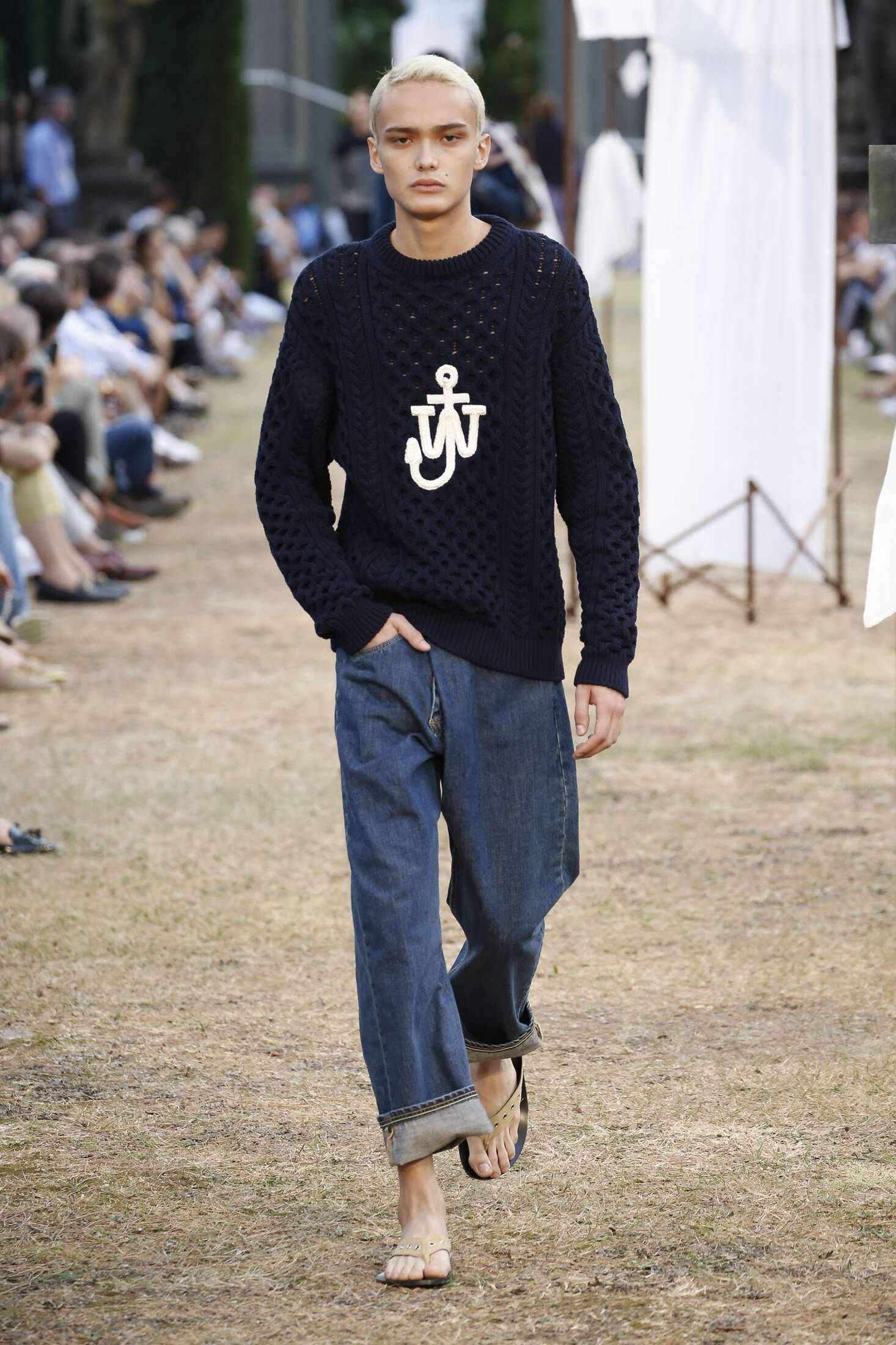 J.W. Anderson 2018 Menswear Trends