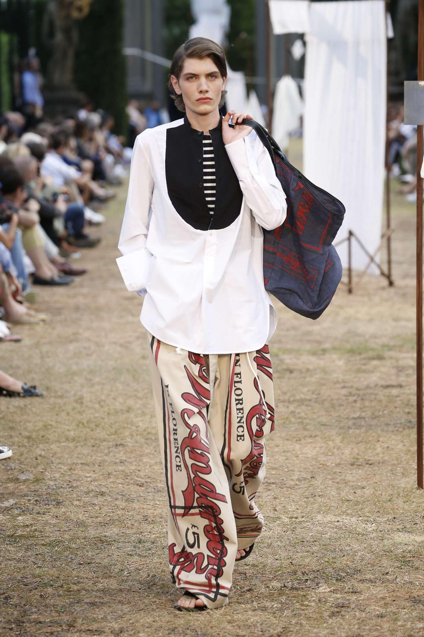 J.W. Anderson Mens Fashion Show