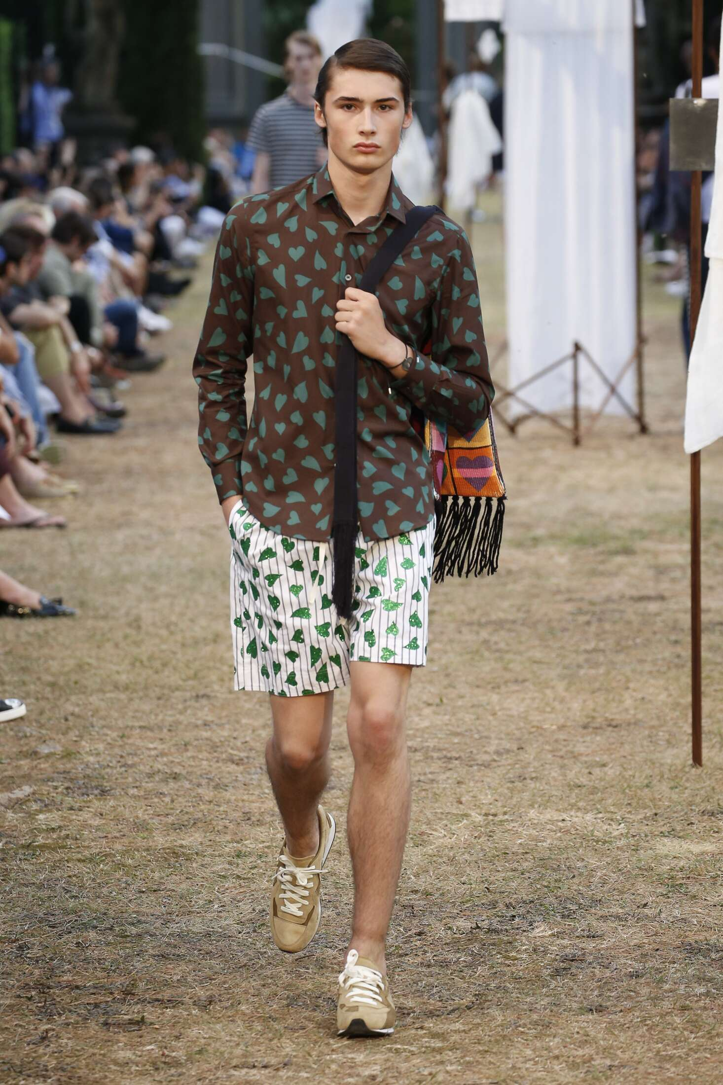 J.W. Anderson Spring Summer 2018 Mens Collection Florence Pitti Immagine