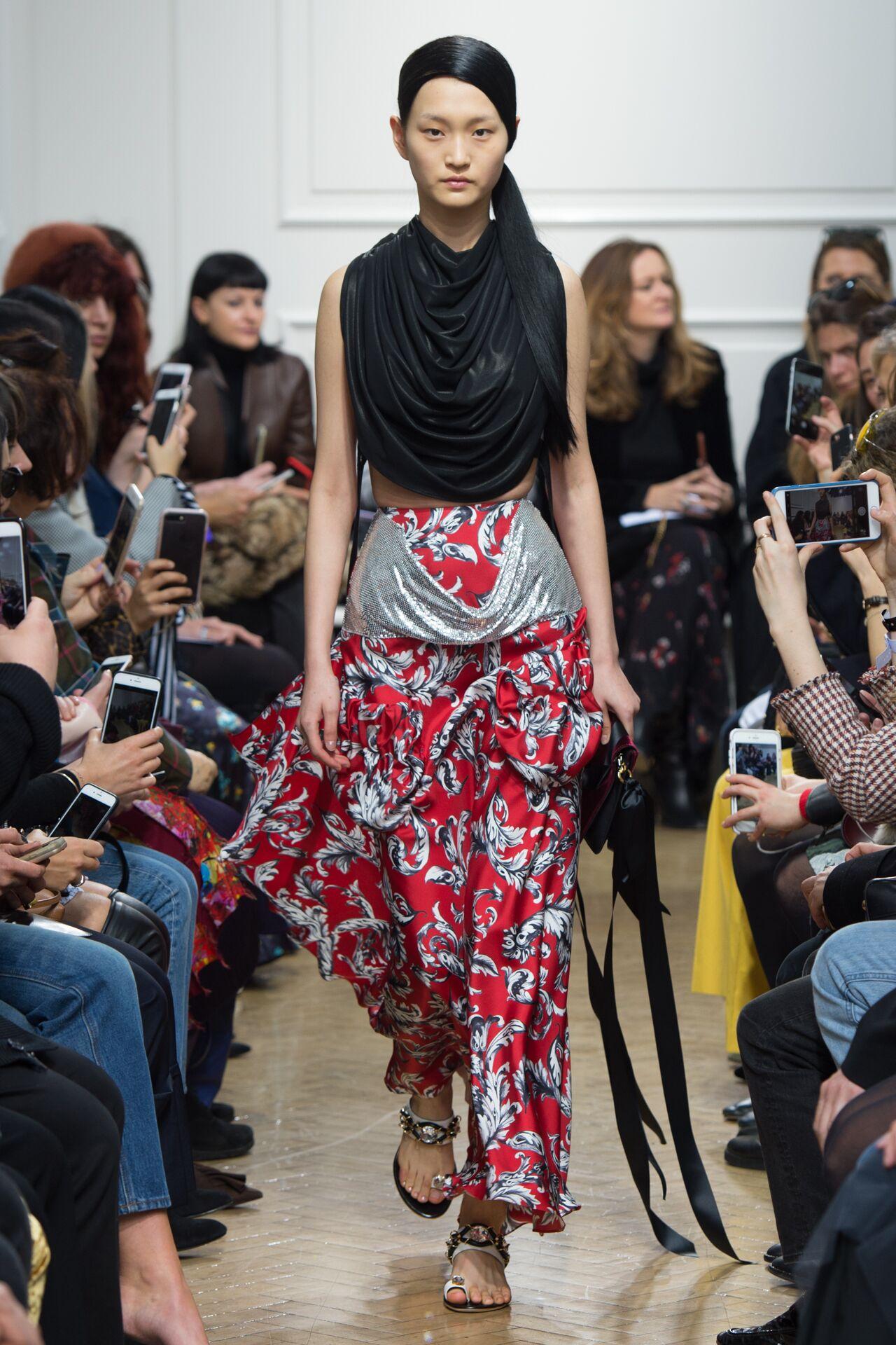 J.W. Anderson Woman London Fashion Week