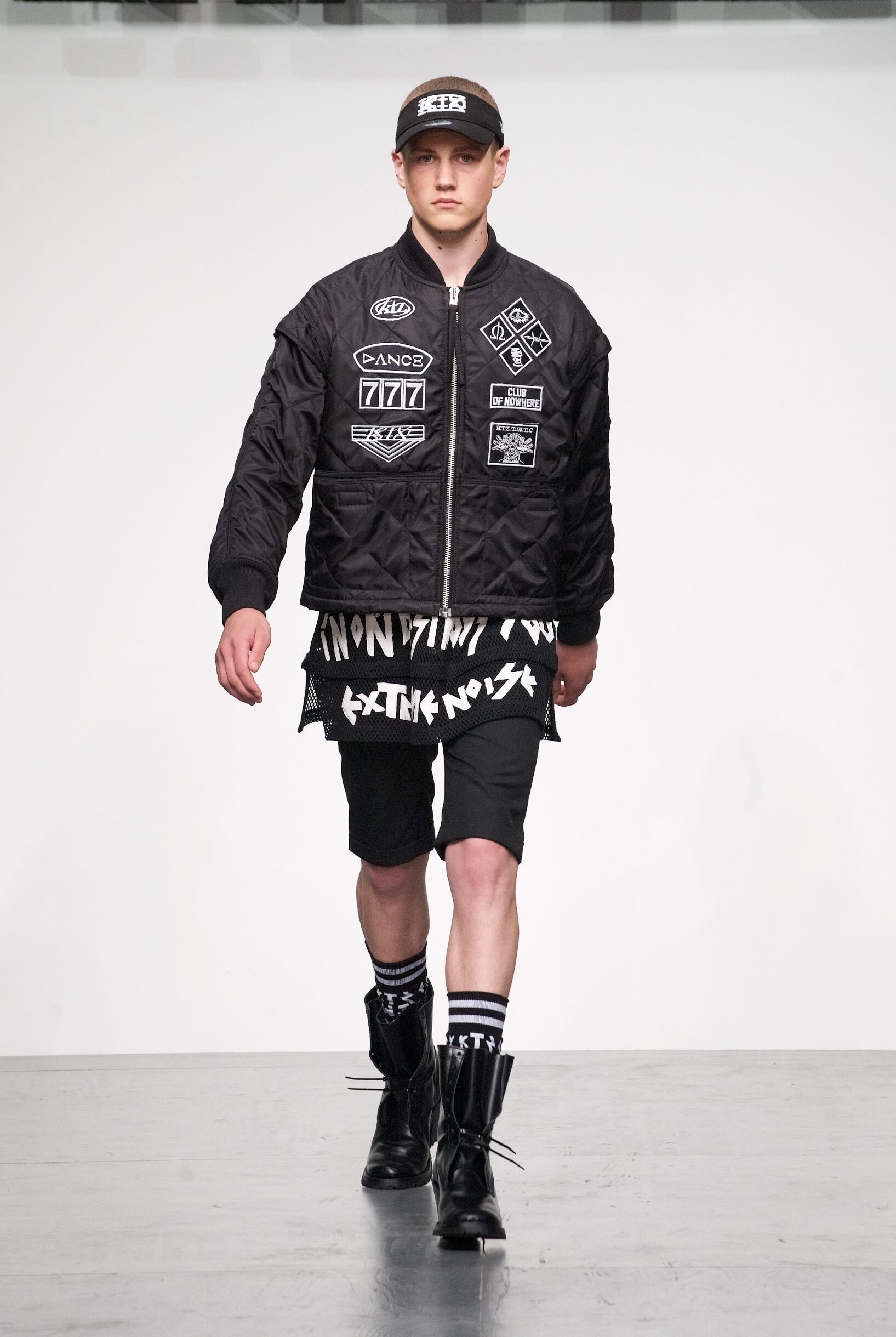 KTZ Man London Fashion Week
