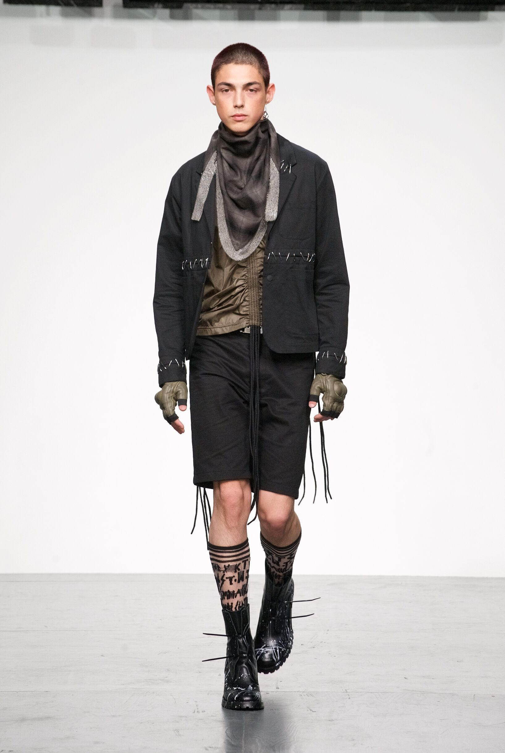 KTZ Mens Fashion Show