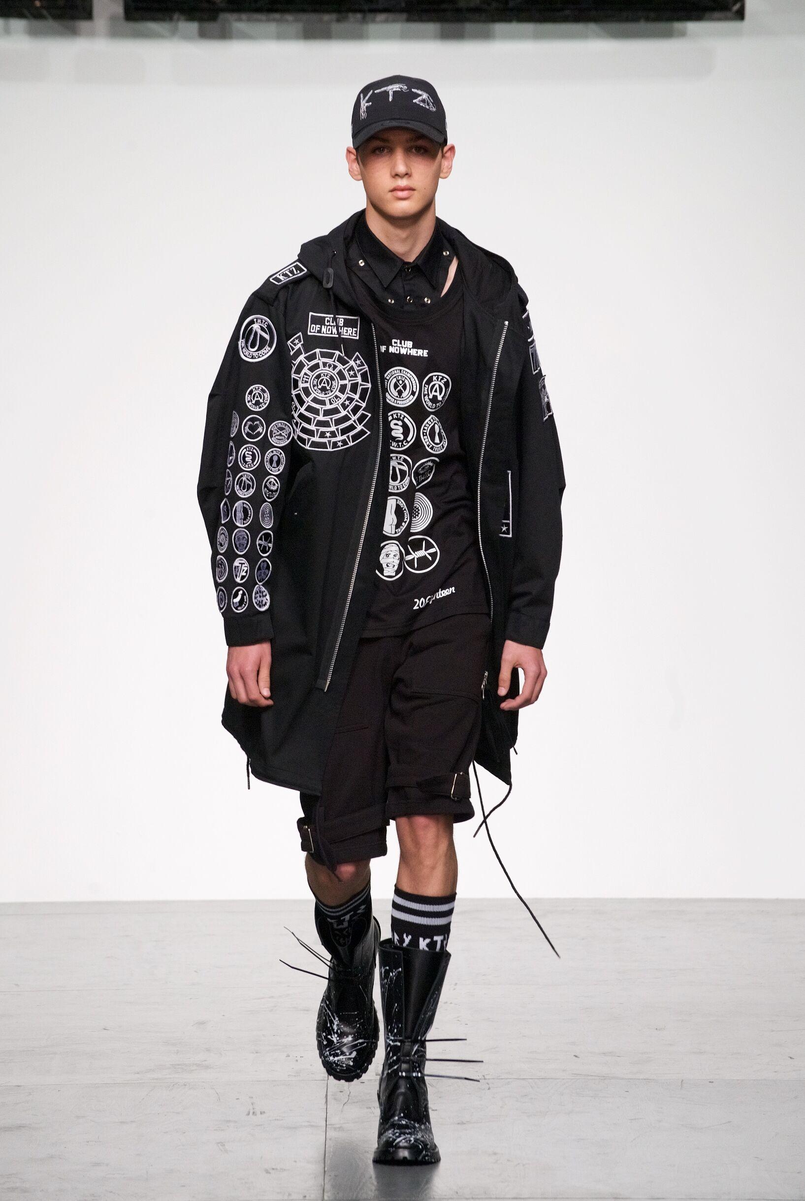 KTZ SS 2018 Menswear