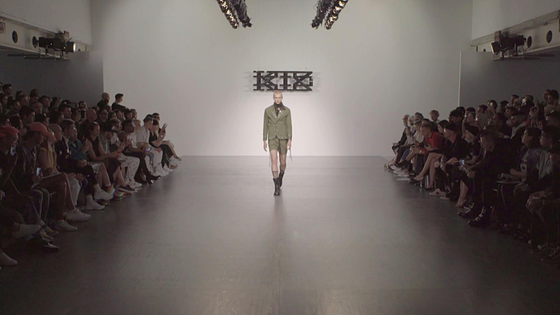 KTZ Spring Summer 2018 Fashion Show - London Fashion Week