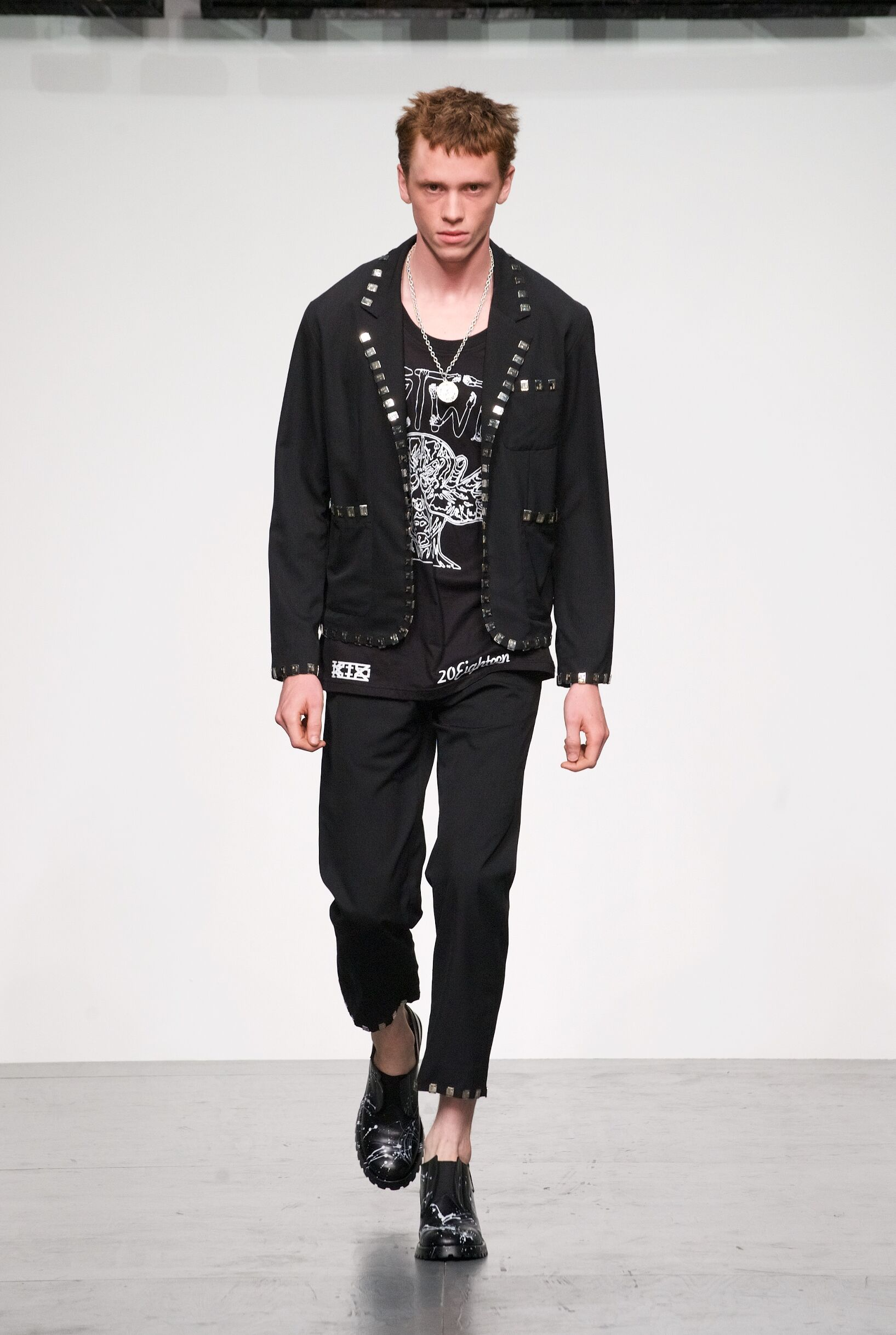 KTZ Spring Summer 2018 Mens Collection