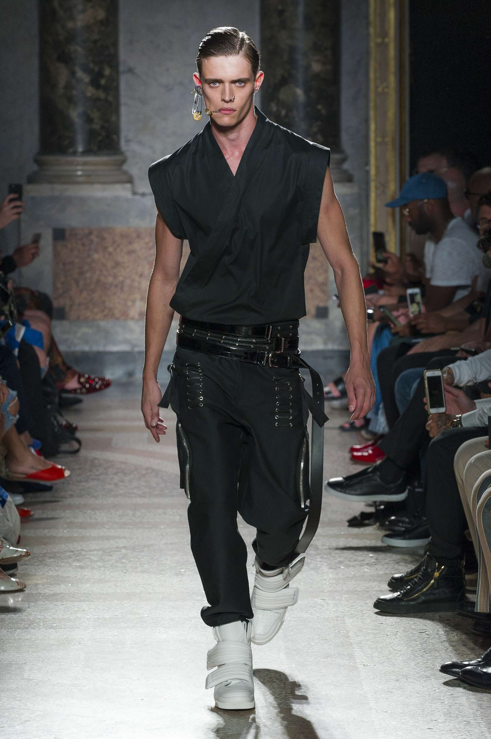 Les Hommes Fashion Show SS 2018