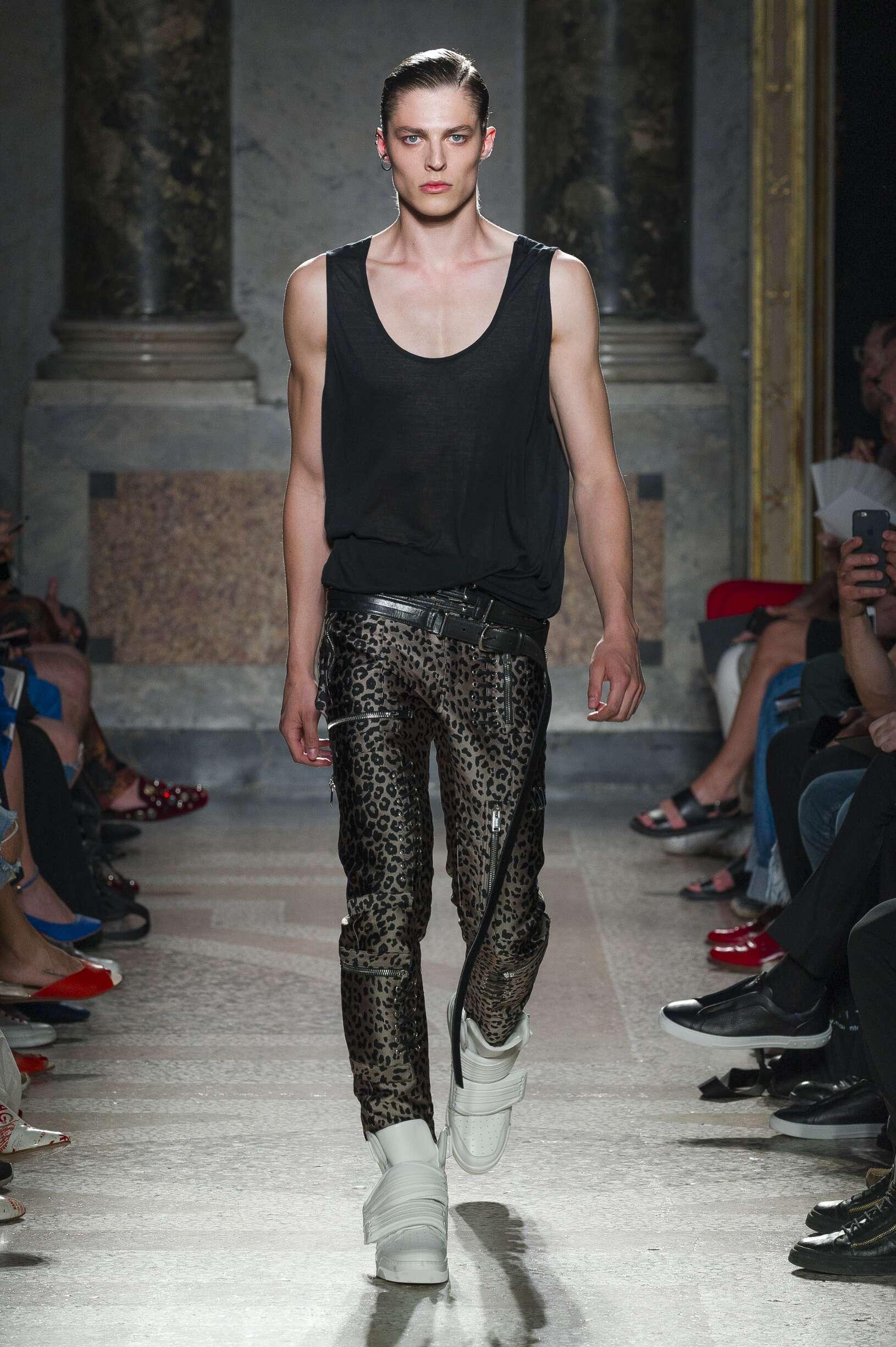 Les Hommes Fashion Show