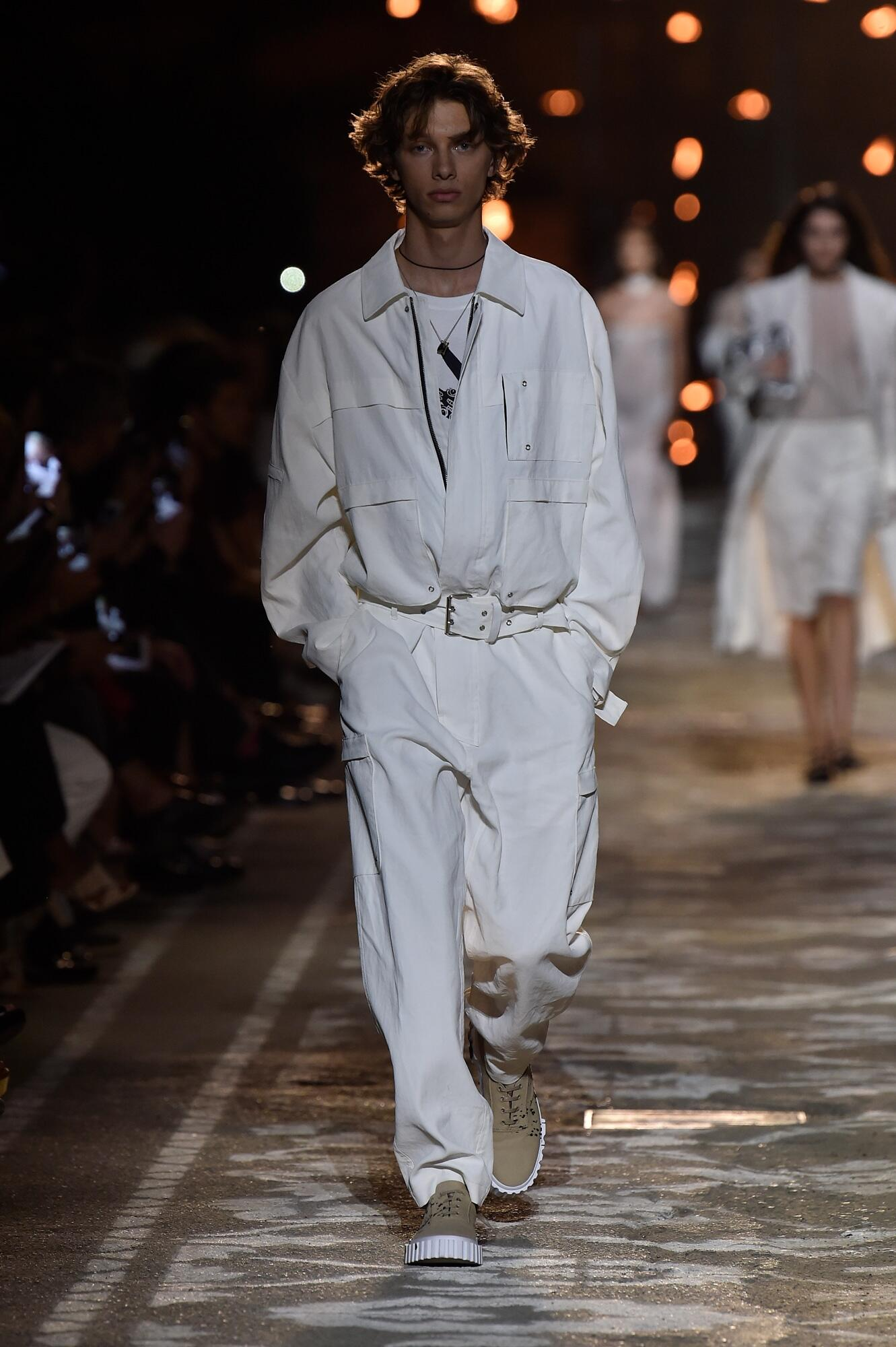 Man SS 2018 Fashion Show Hugo