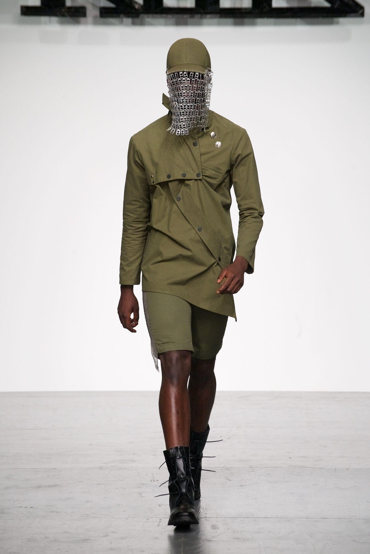 Man SS 2018 Fashion Show KTZ