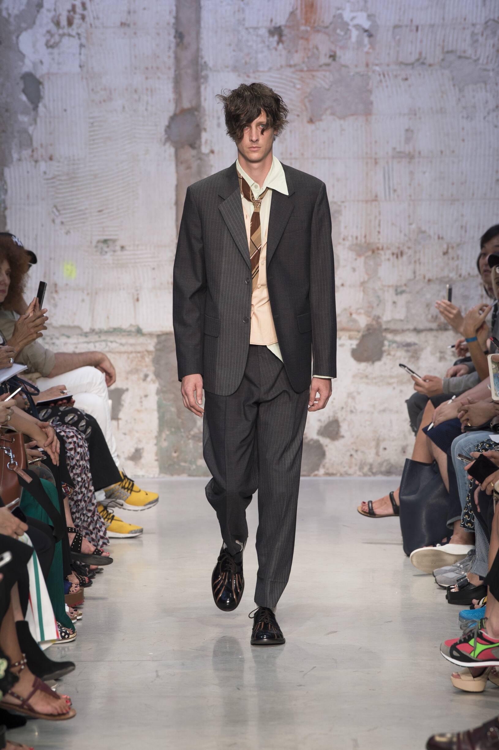 Marni Fashion Show SS 2018