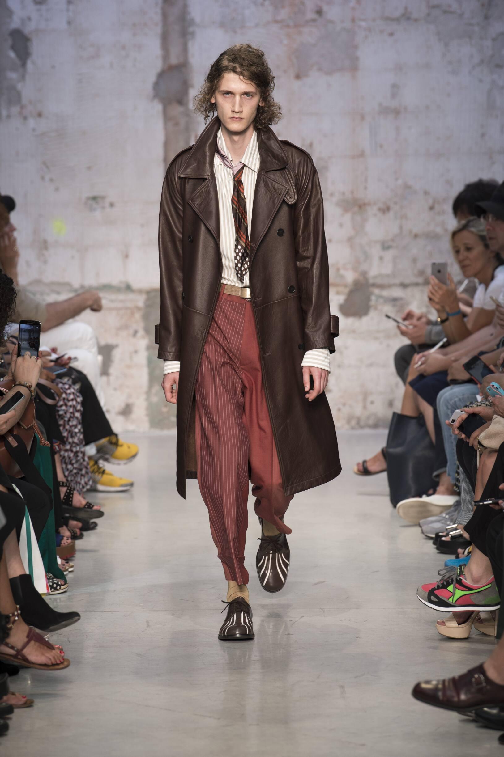 Marni Spring Summer 2018 Mens Collection Milan Fashion Week