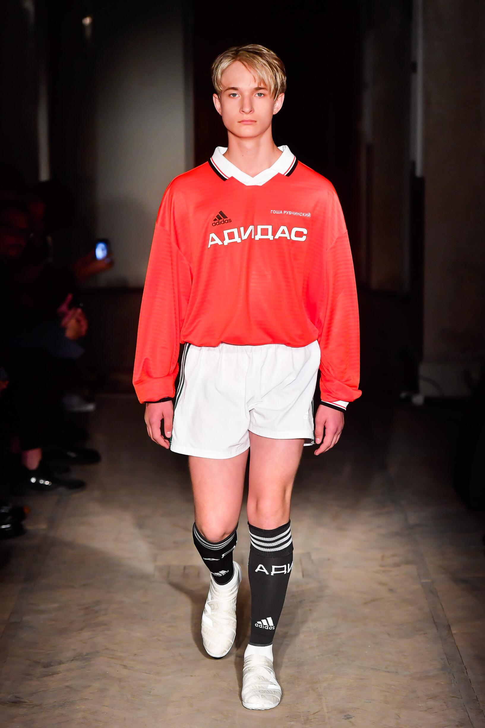 Mens Spring 2018 Fashion Trends Gosha Rubchinskiy