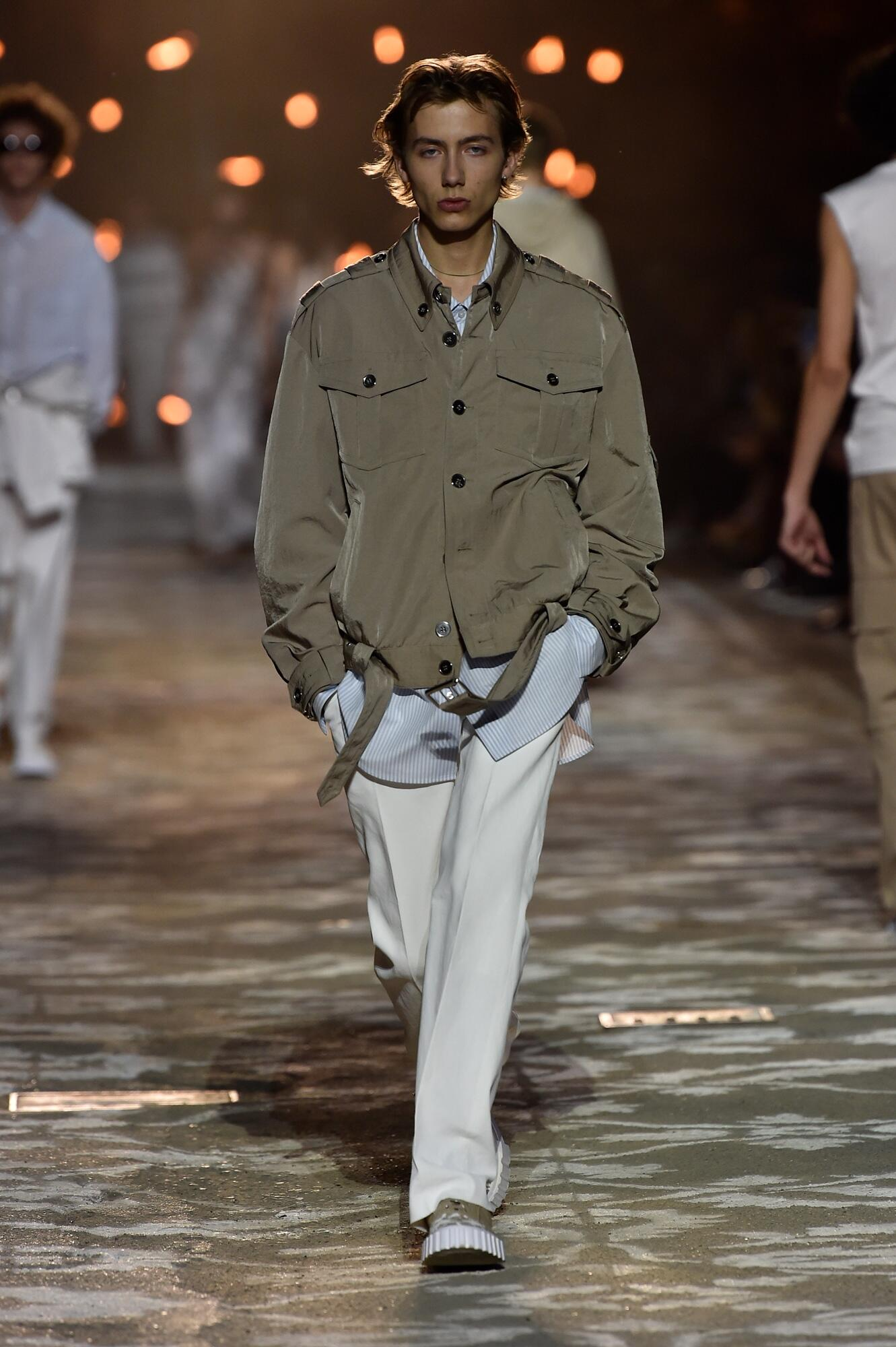 Mens Spring 2018 Fashion Trends Hugo