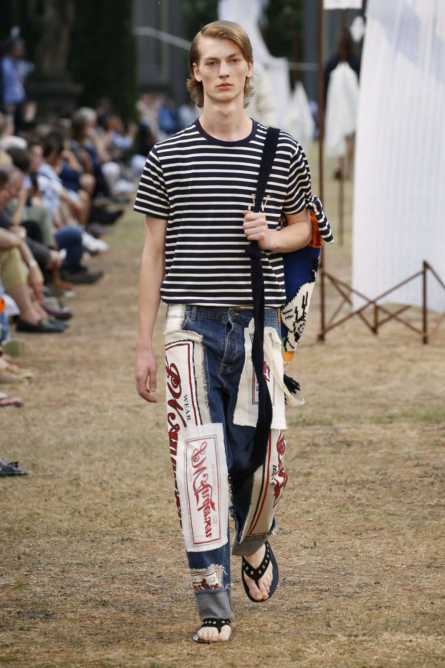 Mens Spring 2018 Fashion Trends J.W. Anderson