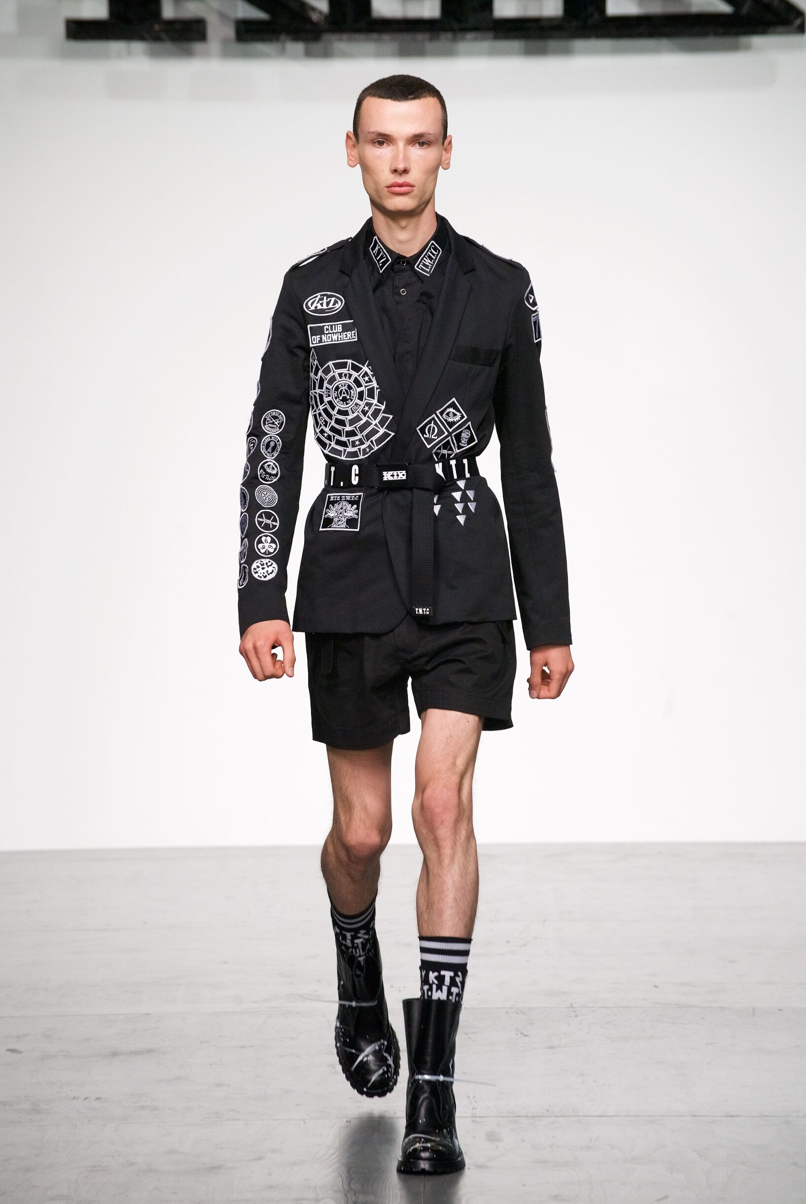 KTZ SPRING SUMMER 2018 MEN'S COLLECTION | The Skinny Beep