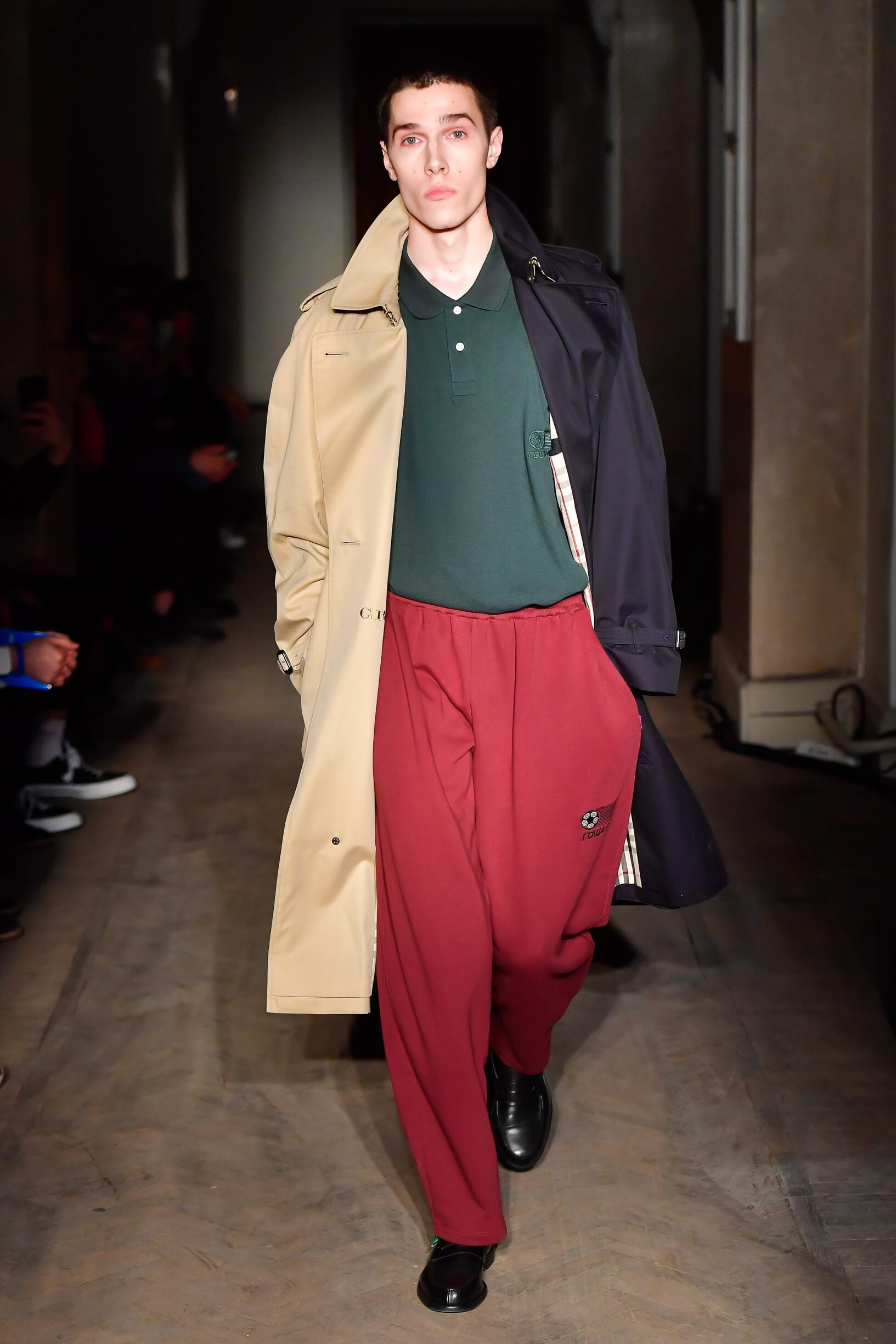 Mens Spring Fashion 2018 Gosha Rubchinskiy