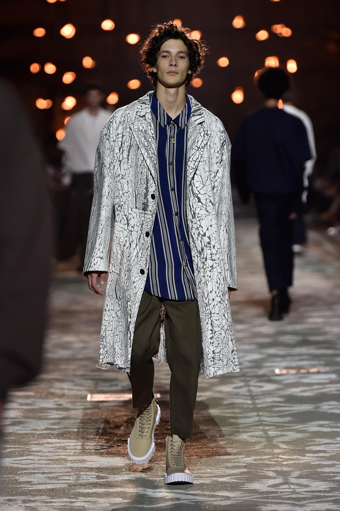 Menswear SS Hugo 2018