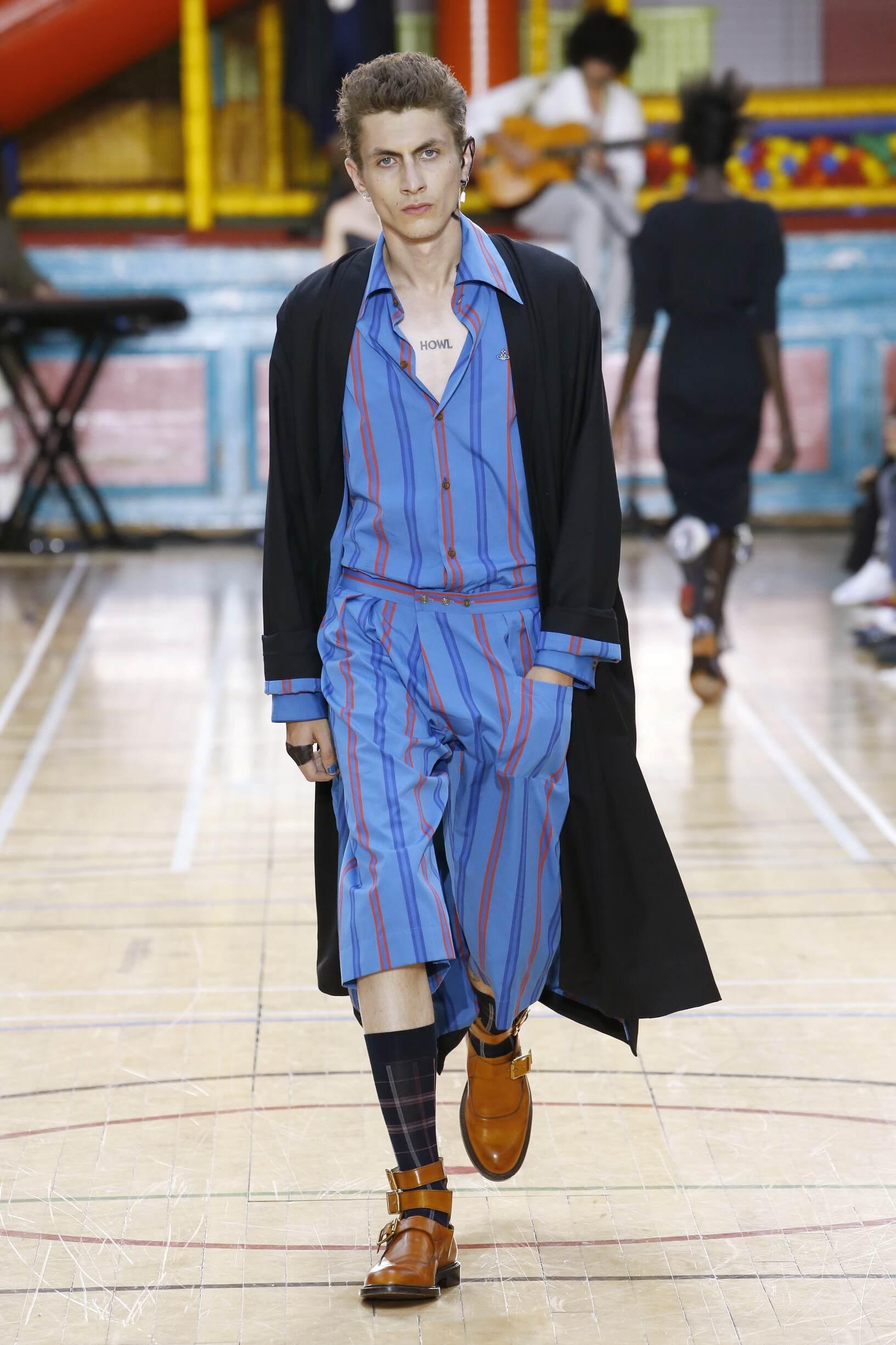 Menswear SS Vivienne Westwood 2018