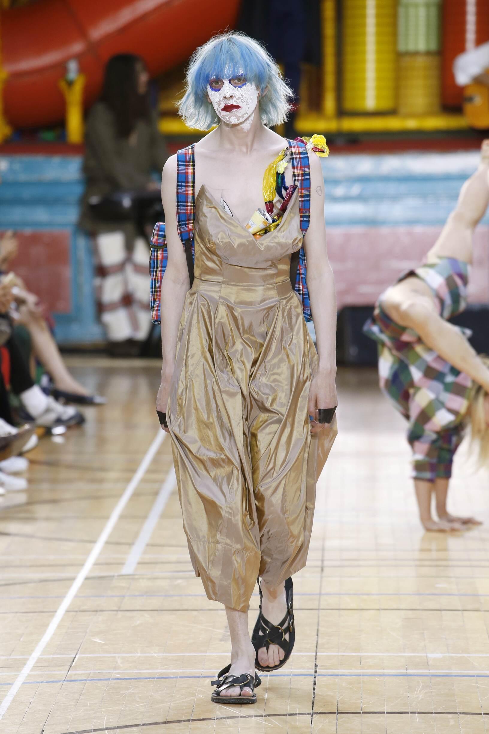 Menswear Spring Summer Vivienne Westwood 2018