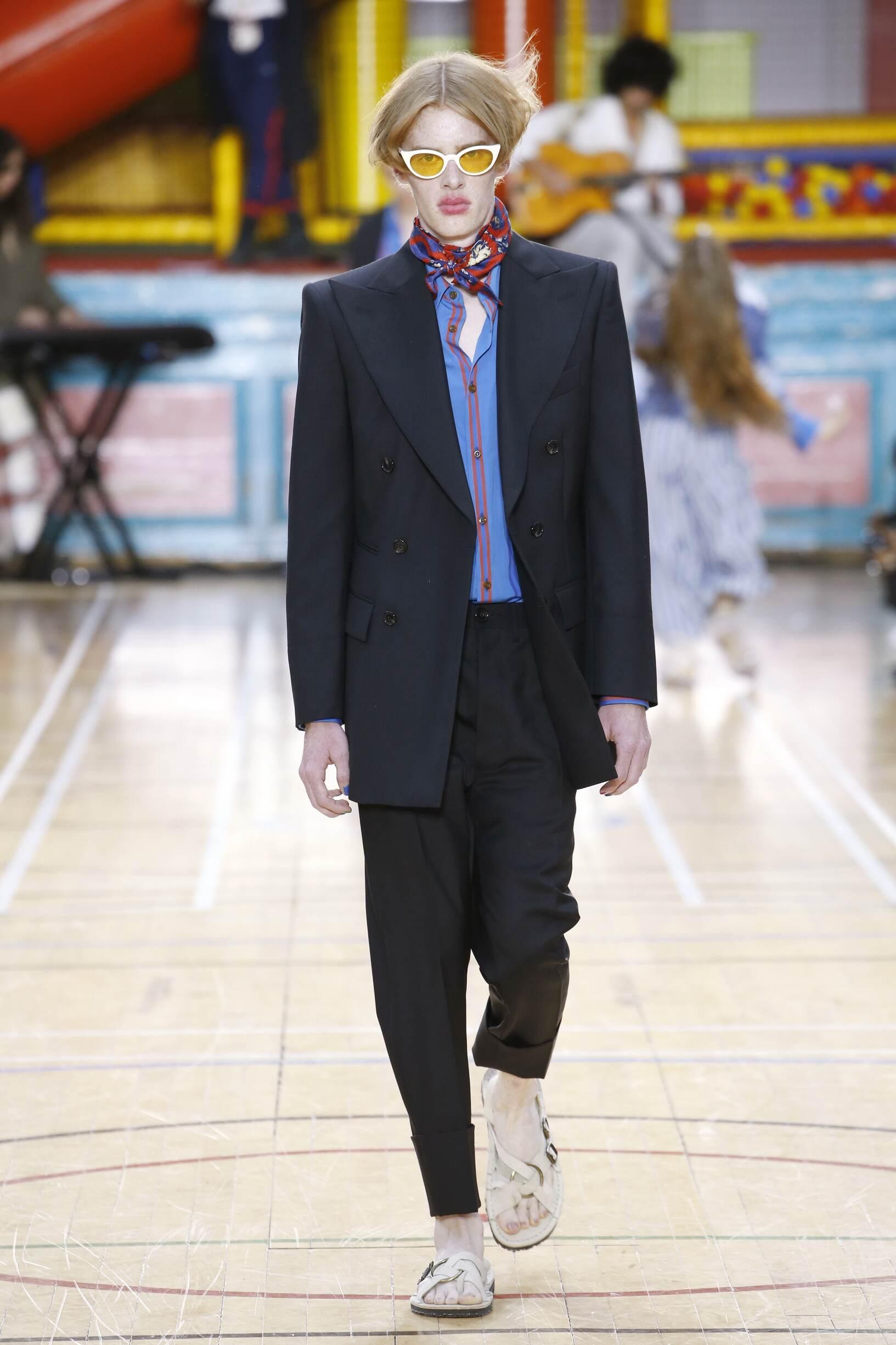Menswear Summer Vivienne Westwood 2018