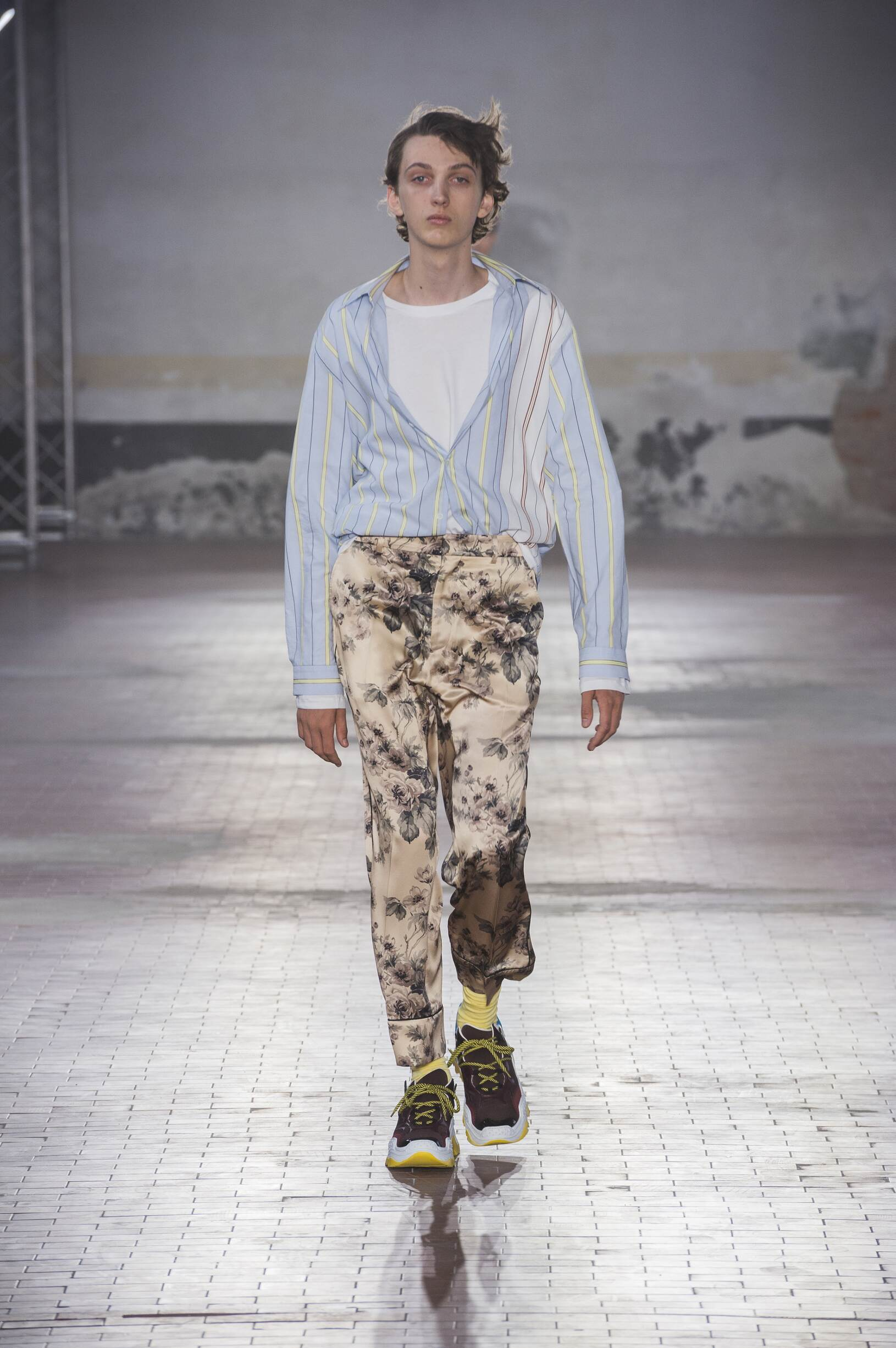 N°21 Men's Collection 2018