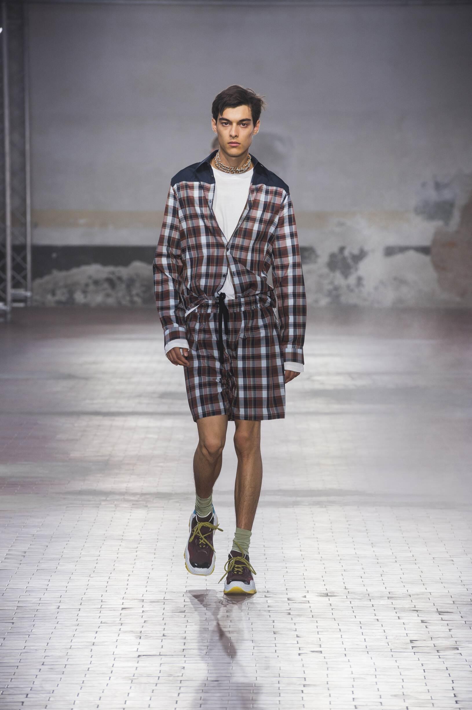 N°21 SS 2018 Menswear