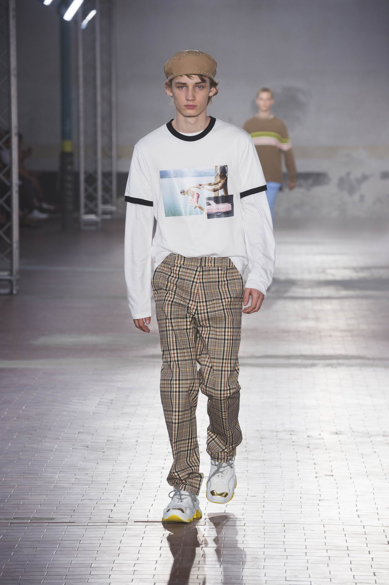 N°21 Spring Summer 2018 Mens Collection Milan Fashion Week
