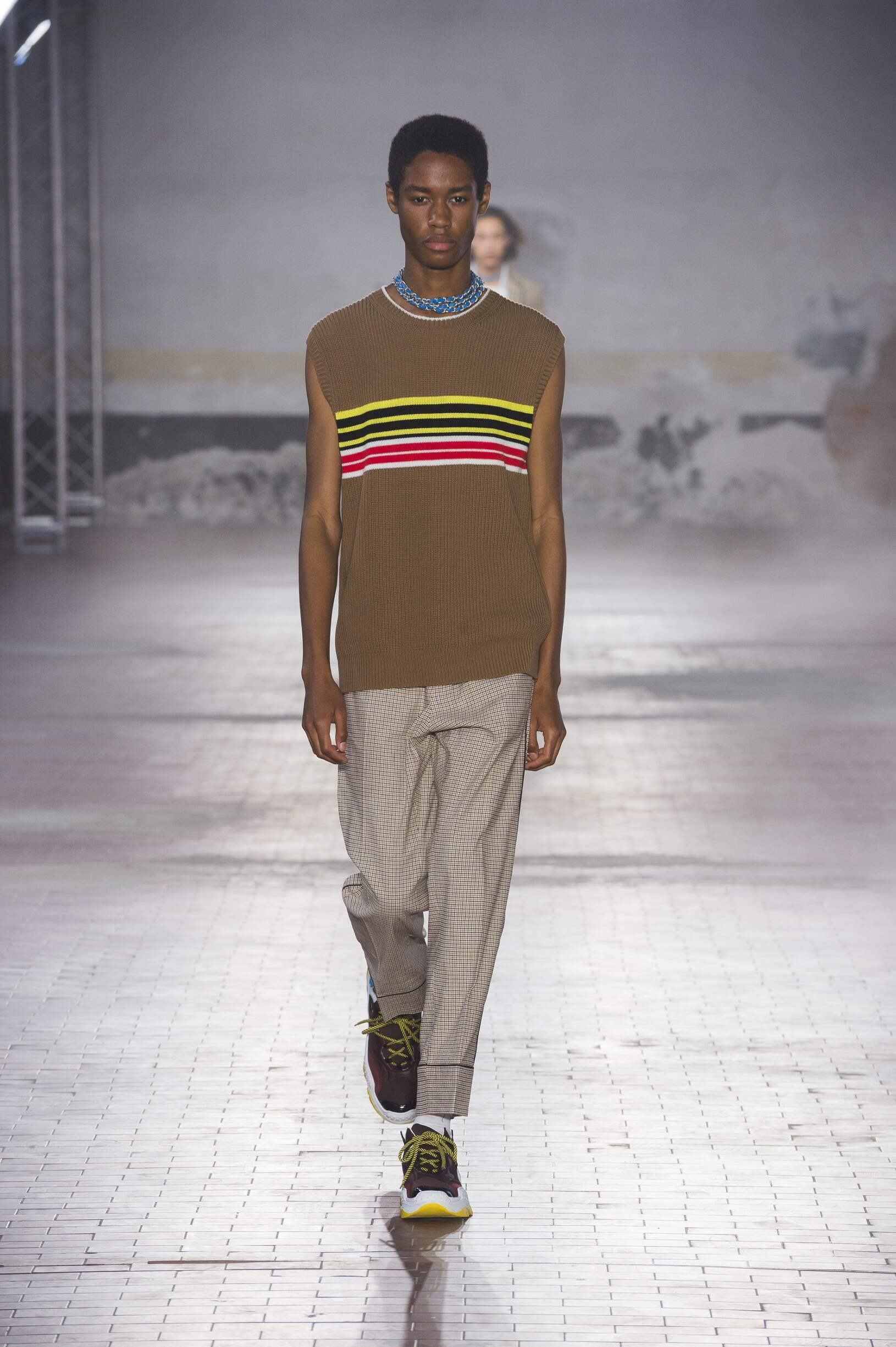 Runway N°21 Spring Summer 2018 Men's Collection Milan Fashion Week